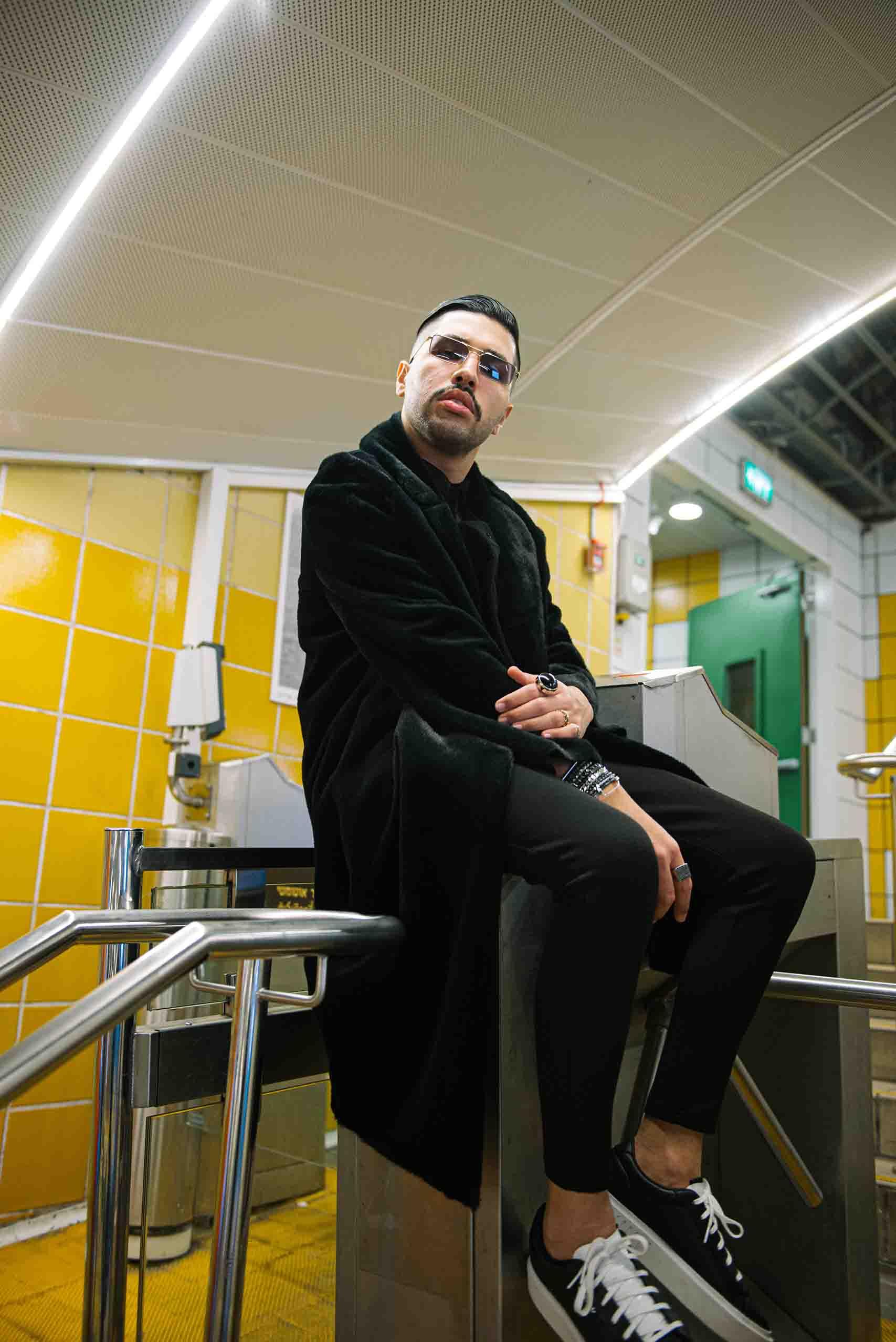 דניאל ציוני, צילום דניס גרצקיס , חדשות האופנה, בוגר אופנה