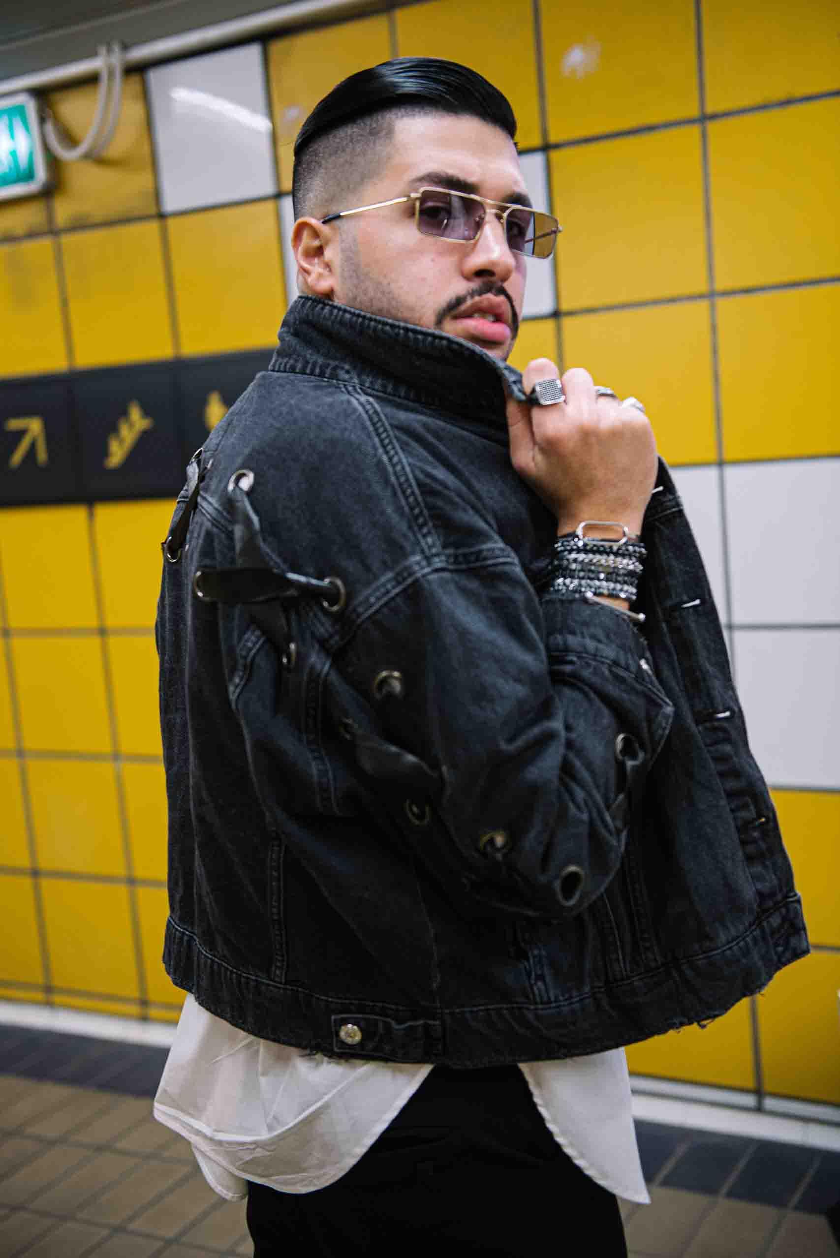 דניאל ציוני, צילום דניס גרצקיס , חדשות האופנה, כתבות אופנה 2020
