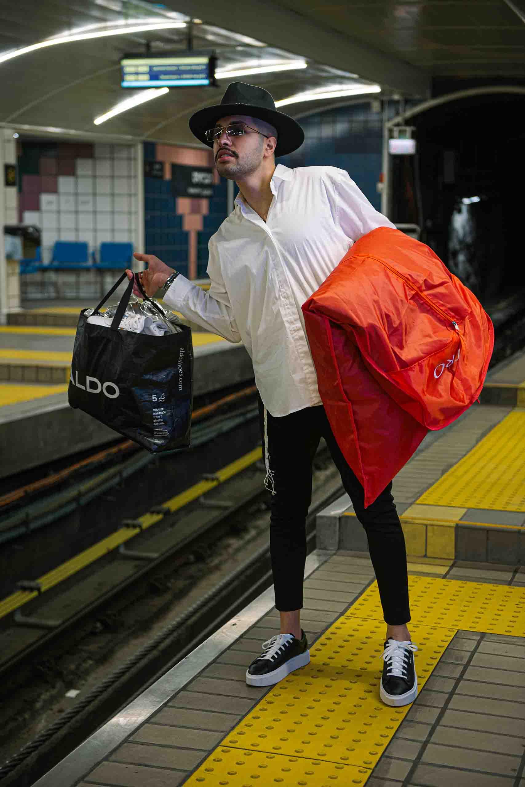 דניאל ציוני, צילום דניס גרצקיס , חדשות האופנה, כתבות אופנה