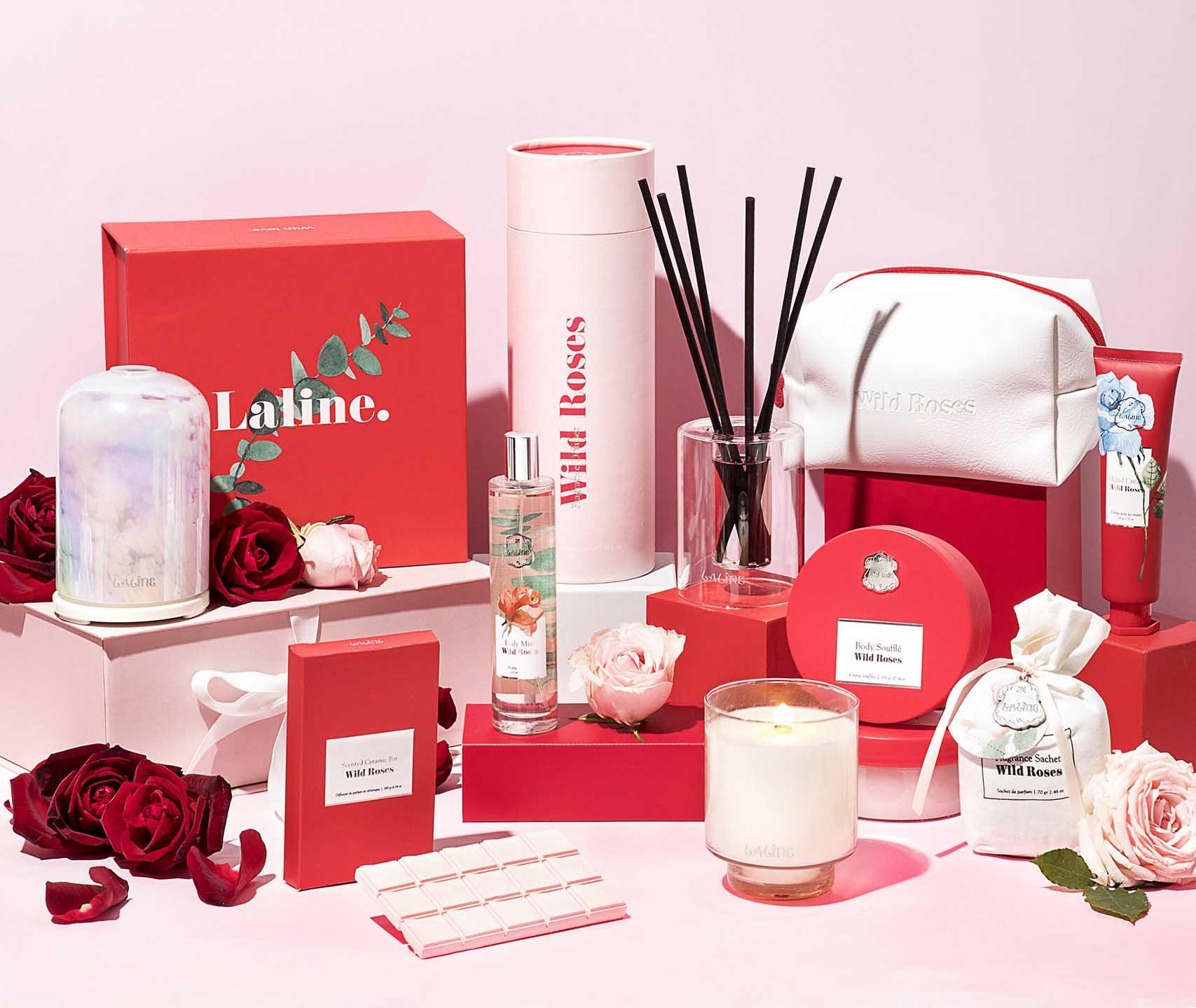 Valentine's Day 2020, ללין קולקציית WILD ROSES צילום תמוז רחמן