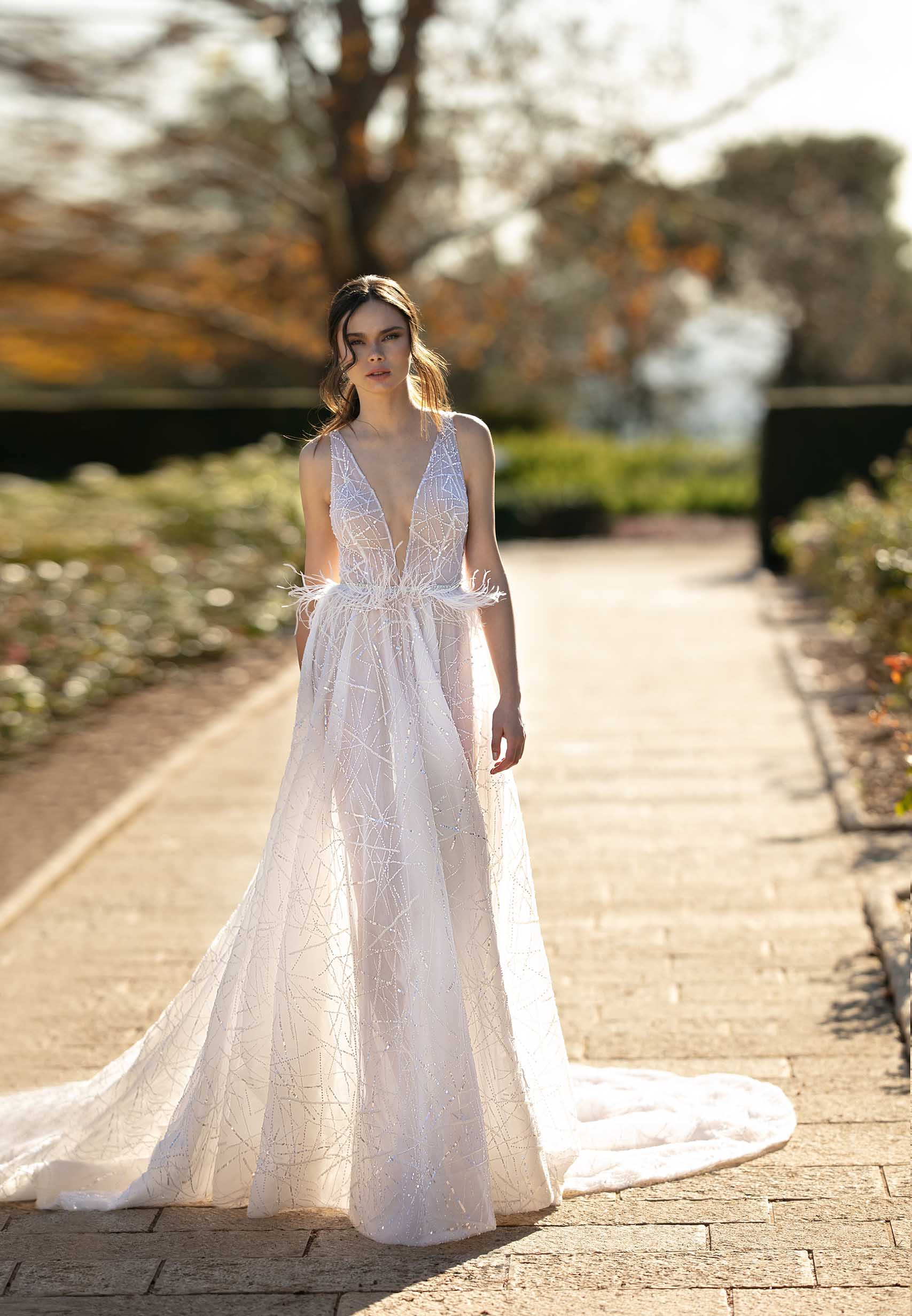 עידן כהן שמלת כלה, אירוע מתחתנים בטרויה