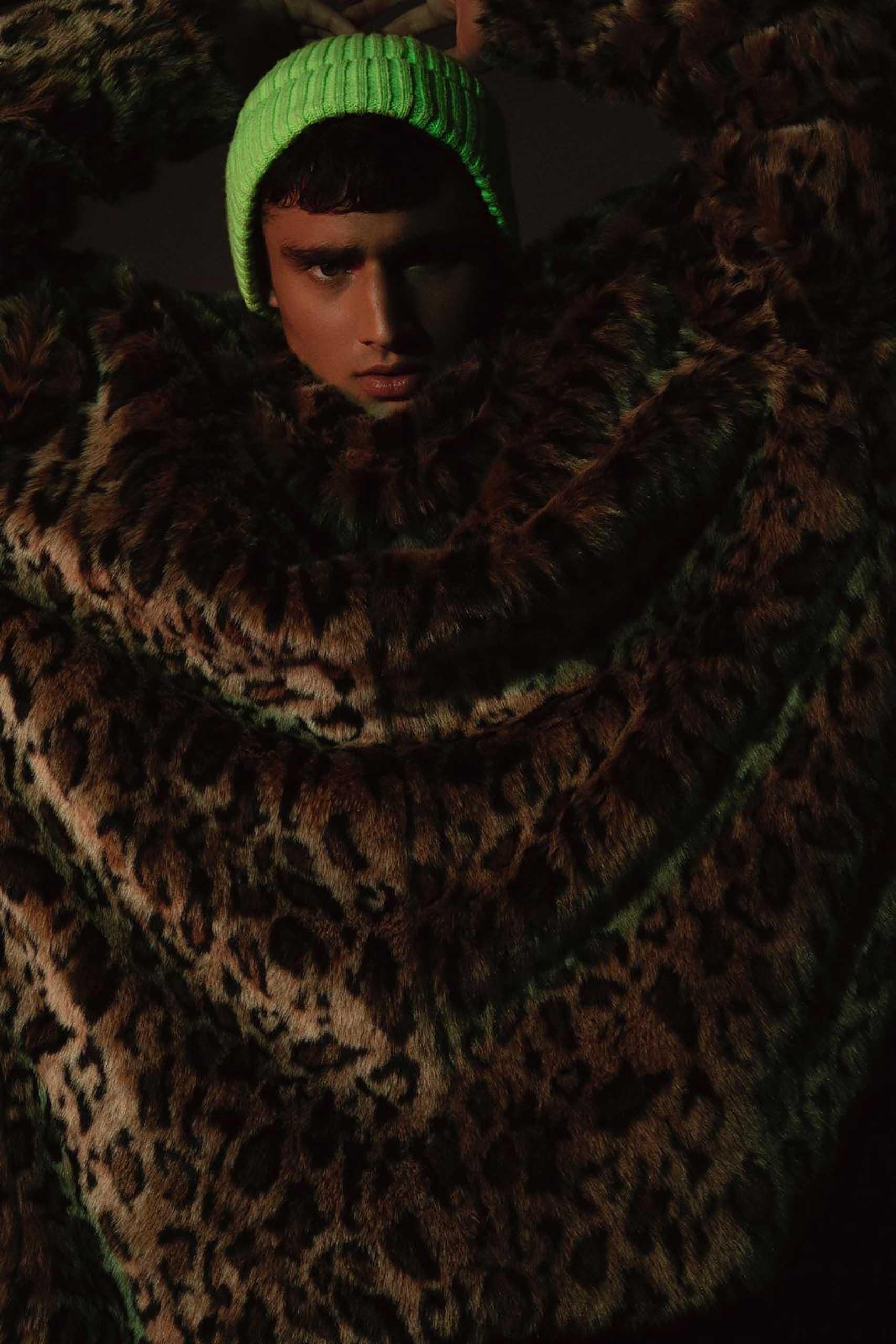 רון לוי, מגזין אופנה