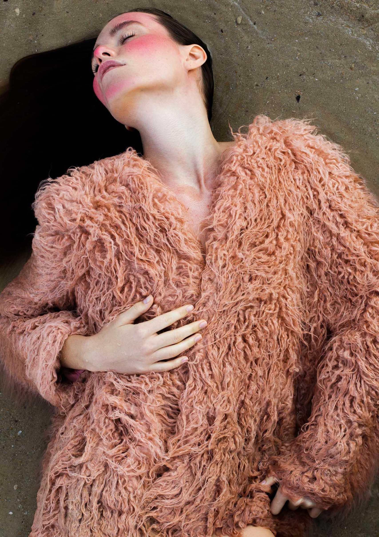 Editorial: Model and Makeup: Ann Smirnova, Photographer and Retoucher: Maria Soloviev, Fashion: H&M. מגזין אופנה ישראלי - Fashion Israel -6