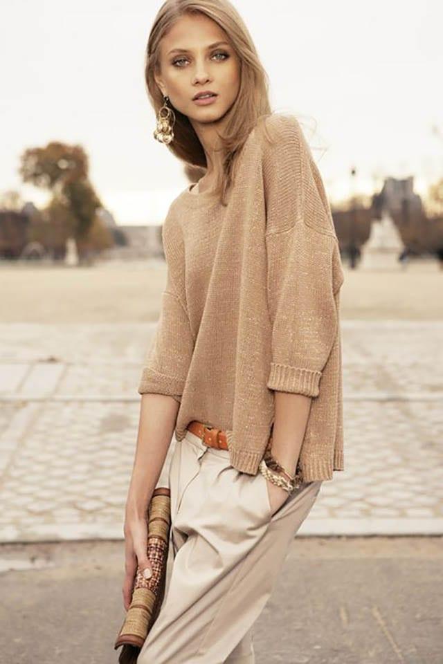 חדשות האופנה, Camel tones