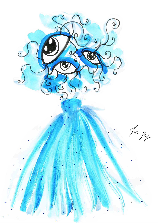 Eyes of Fashion - Talia Zoref at the Polihouse (1, תעשיית אופנה