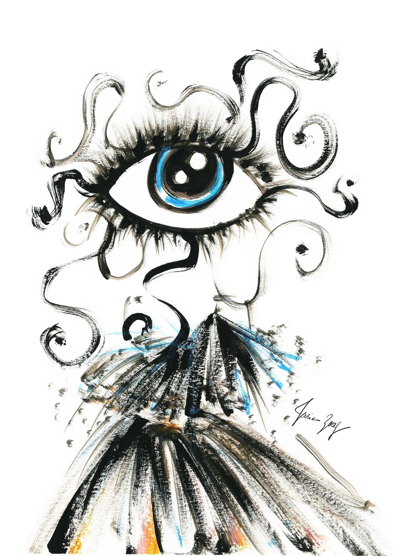 Eyes of Fashion - Talia Zoref at the Polihouse (1, חדשות אופנה