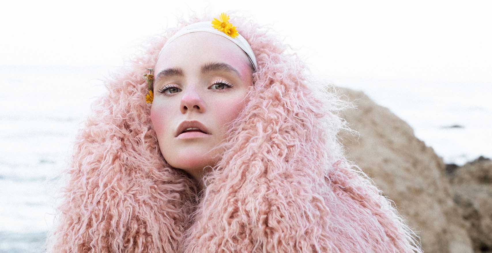 Editorial: Model and Makeup: Ann Smirnova, Photographer and Retoucher: Maria Soloviev, Fashion: H&M. מגזין אופנה ישראלי - Fashion Israel-