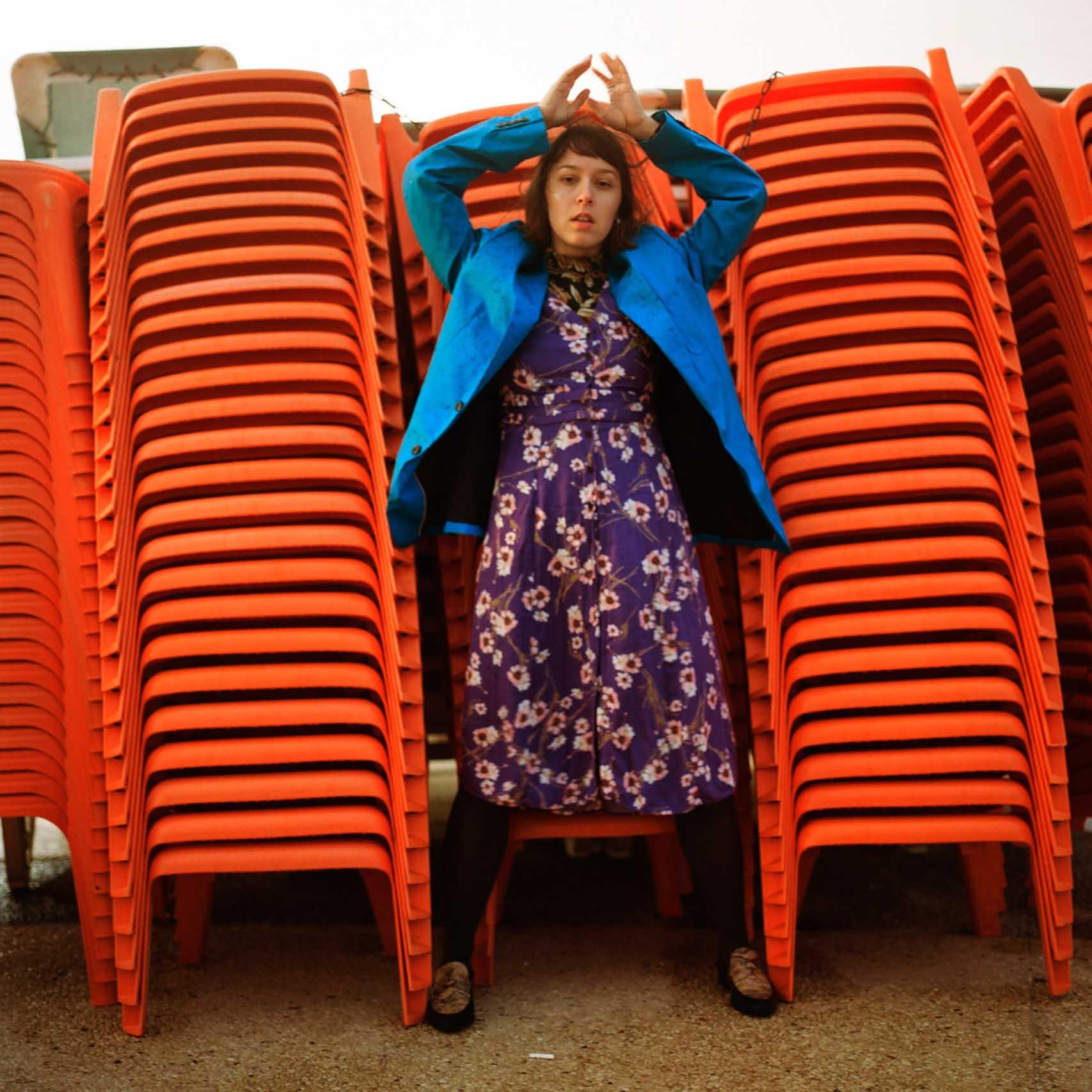 הפקות אופנה, צילום: עוז ברק, דוגמנית: Christina Hlybova, אופנה: ונטה -מגזין אופנה ישראלי - 2