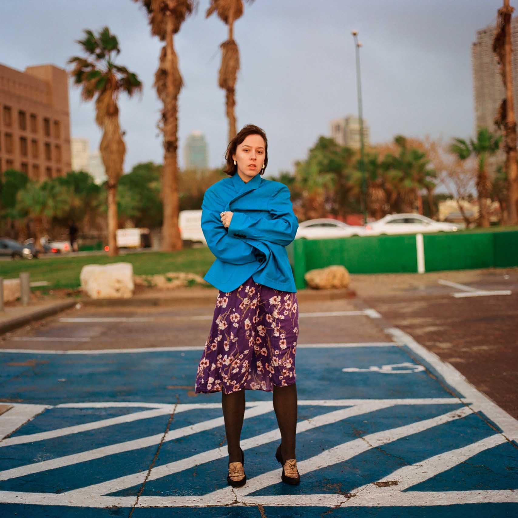 הפקות אופנה, צילום: עוז ברק, דוגמנית: Christina Hlybova, אופנה: ונטה -מגזין אופנה ישראלי - 5