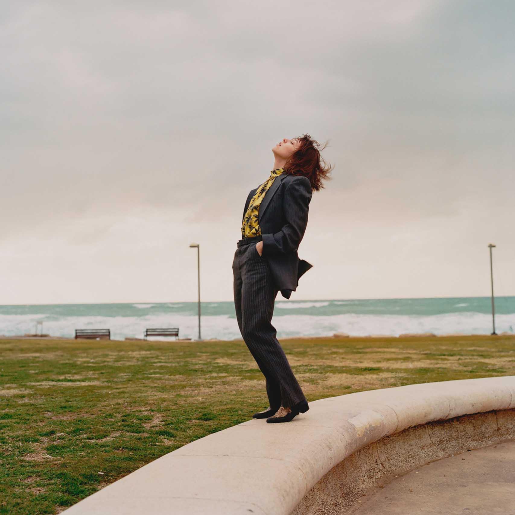 הפקות אופנה, צילום: עוז ברק, דוגמנית: Christina Hlybova, אופנה: ונטה -מגזין אופנה ישראלי - 9