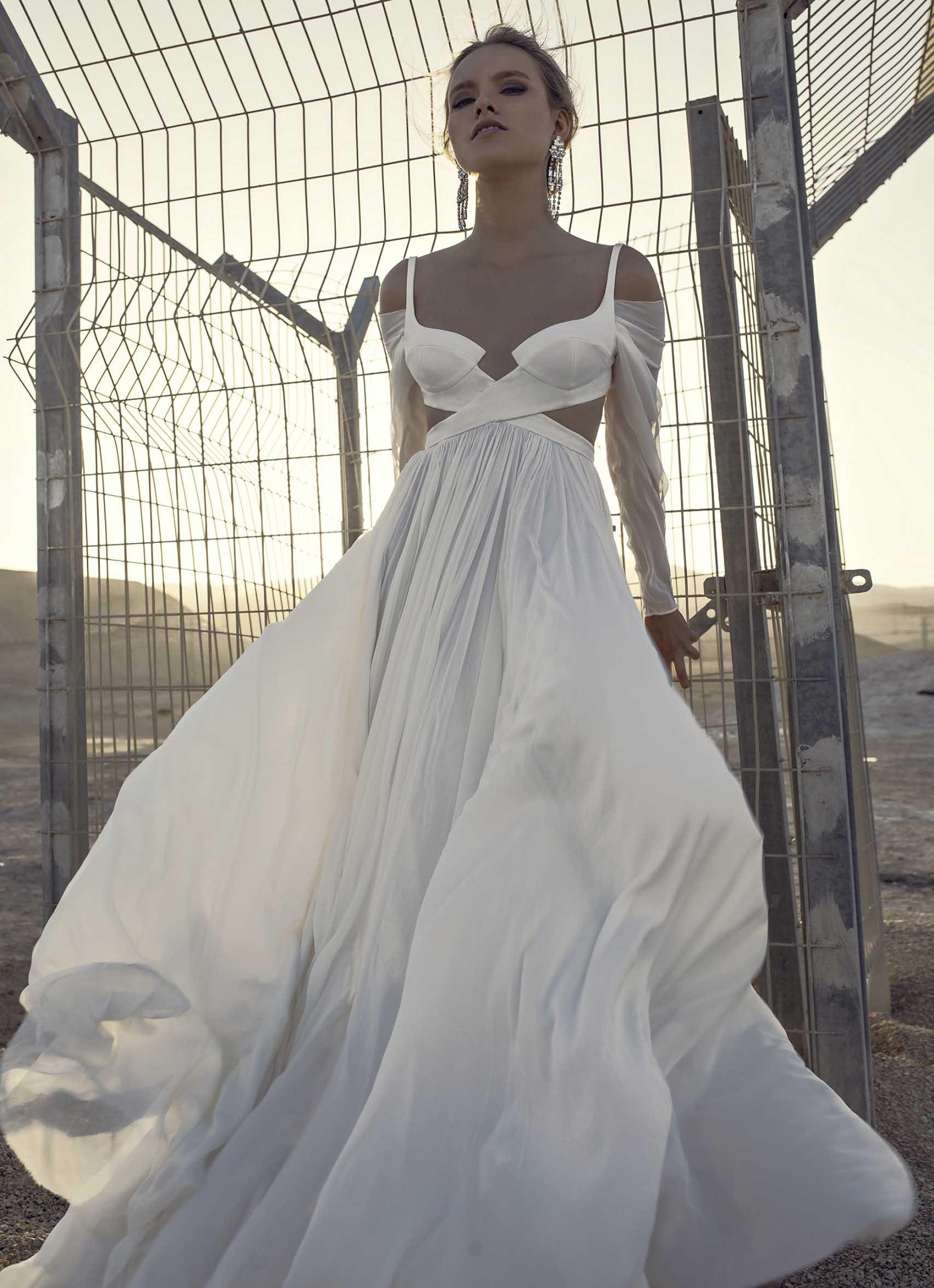 אריאל טולדנו שמלות כלה_חדשות האופנה_