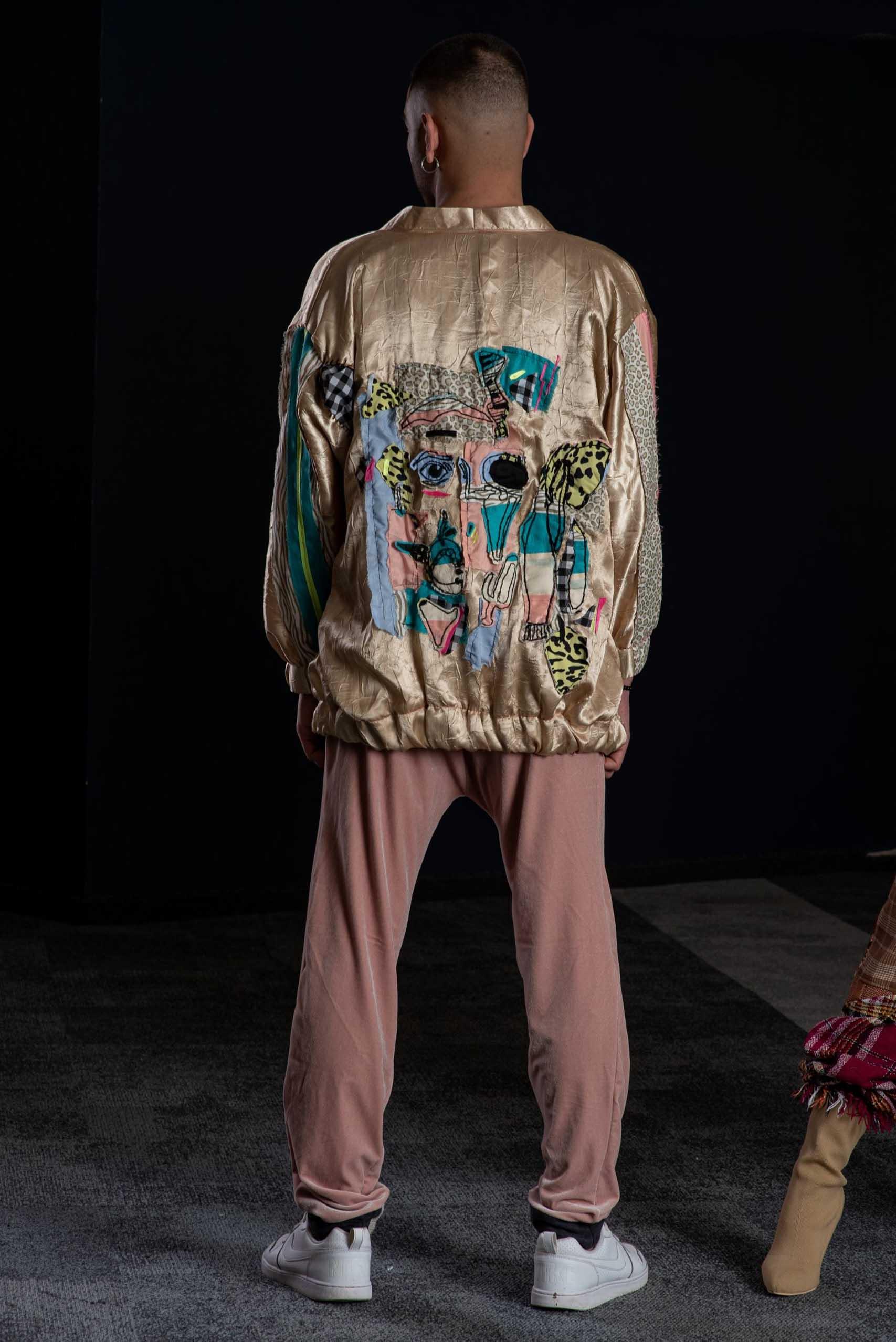 עבודה של לוי סתיו- הגשת קורס אופנה וקיימות- המרכז האקדמי לעיצוב ולחינוך ויצו חיפה_fashion