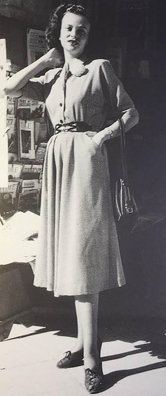 אופנה לכל, פריאור, 1949_מגזין אופנה