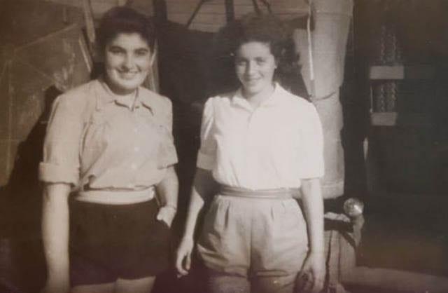 מכנסיים קצרים שנות ה- 40_מגזין אופנה