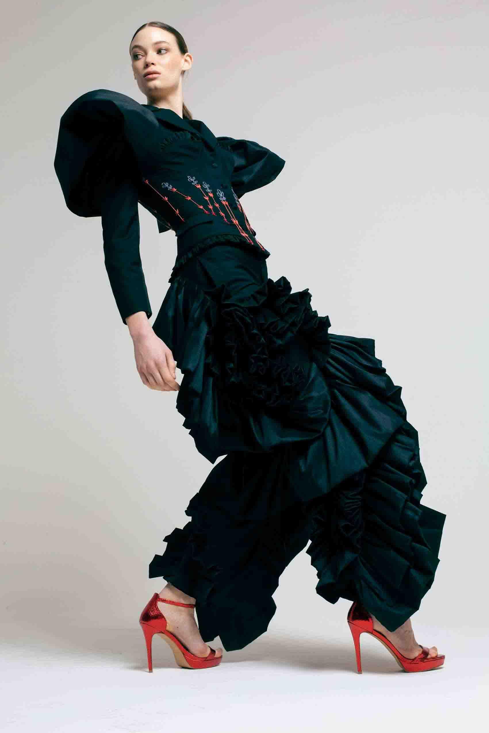 אליזבת בראון_מגזין אופנה_1
