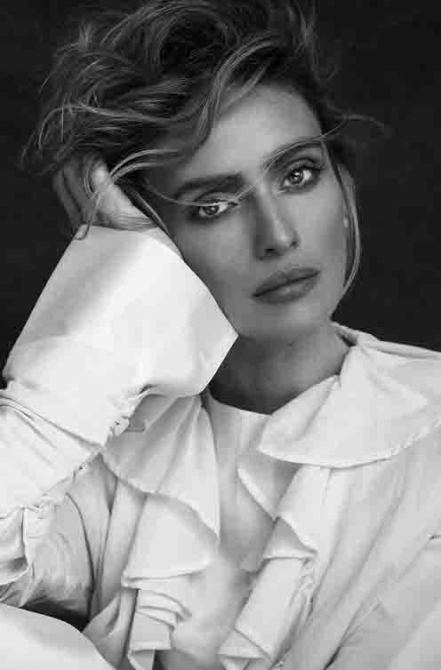 מלי לוי. הפנים של תכשיטי miller-צילום: טל עבודי