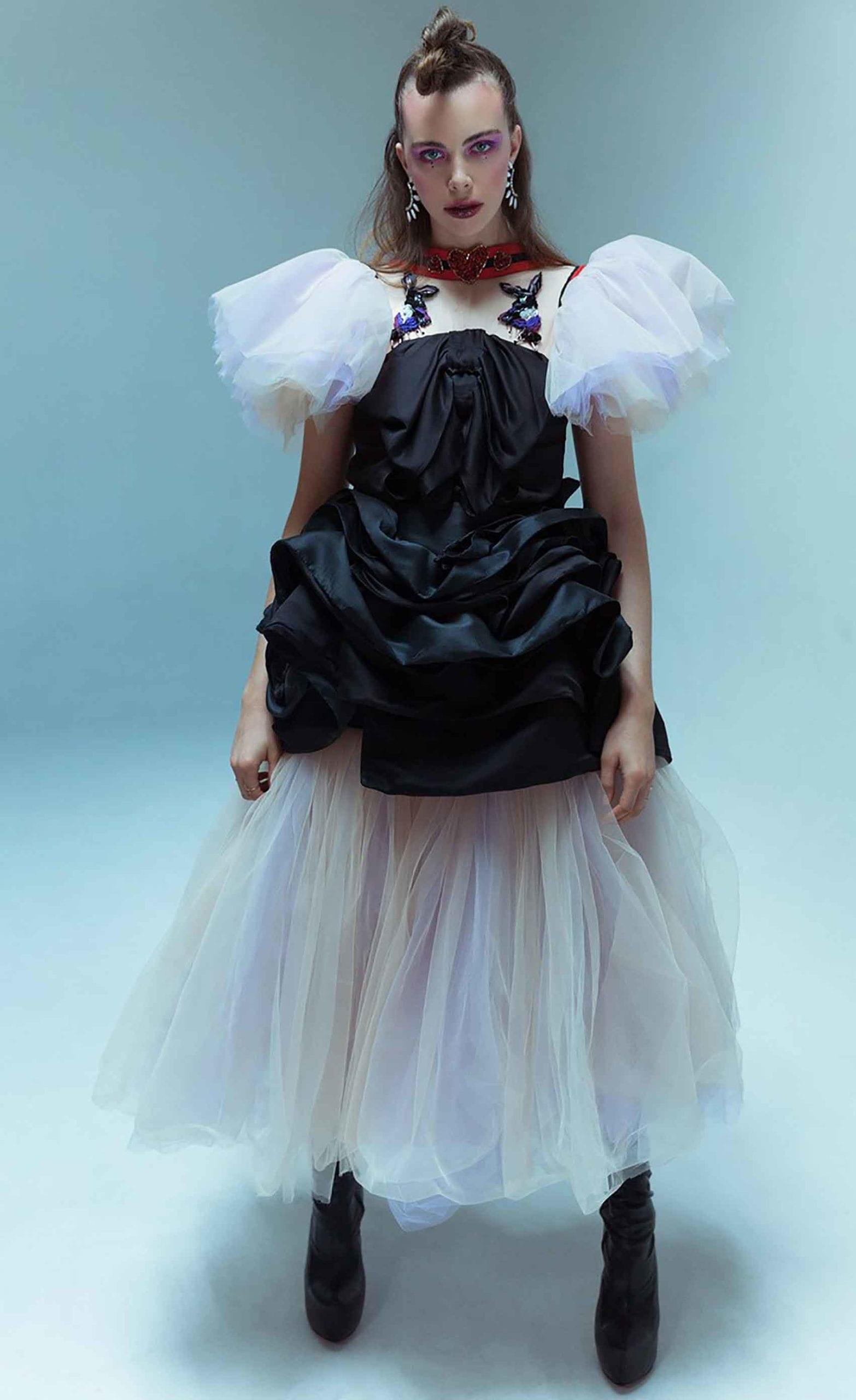 שמלת-ארנבים-אופנה-ישראלית-MonaLizabeth-