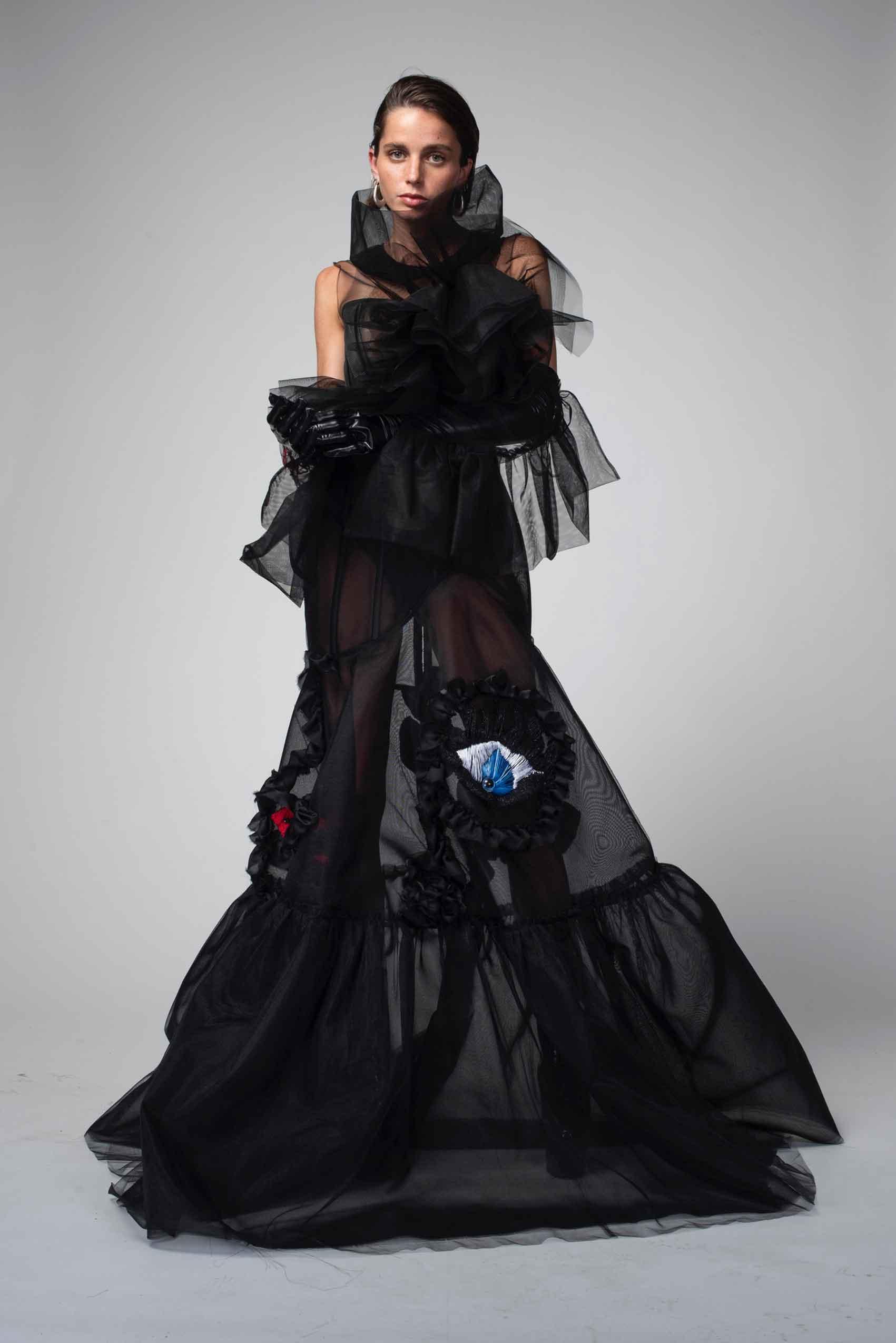 הפרעה נפשית - נטע אילוז, ויצו חיפה, עיצוב אופנה