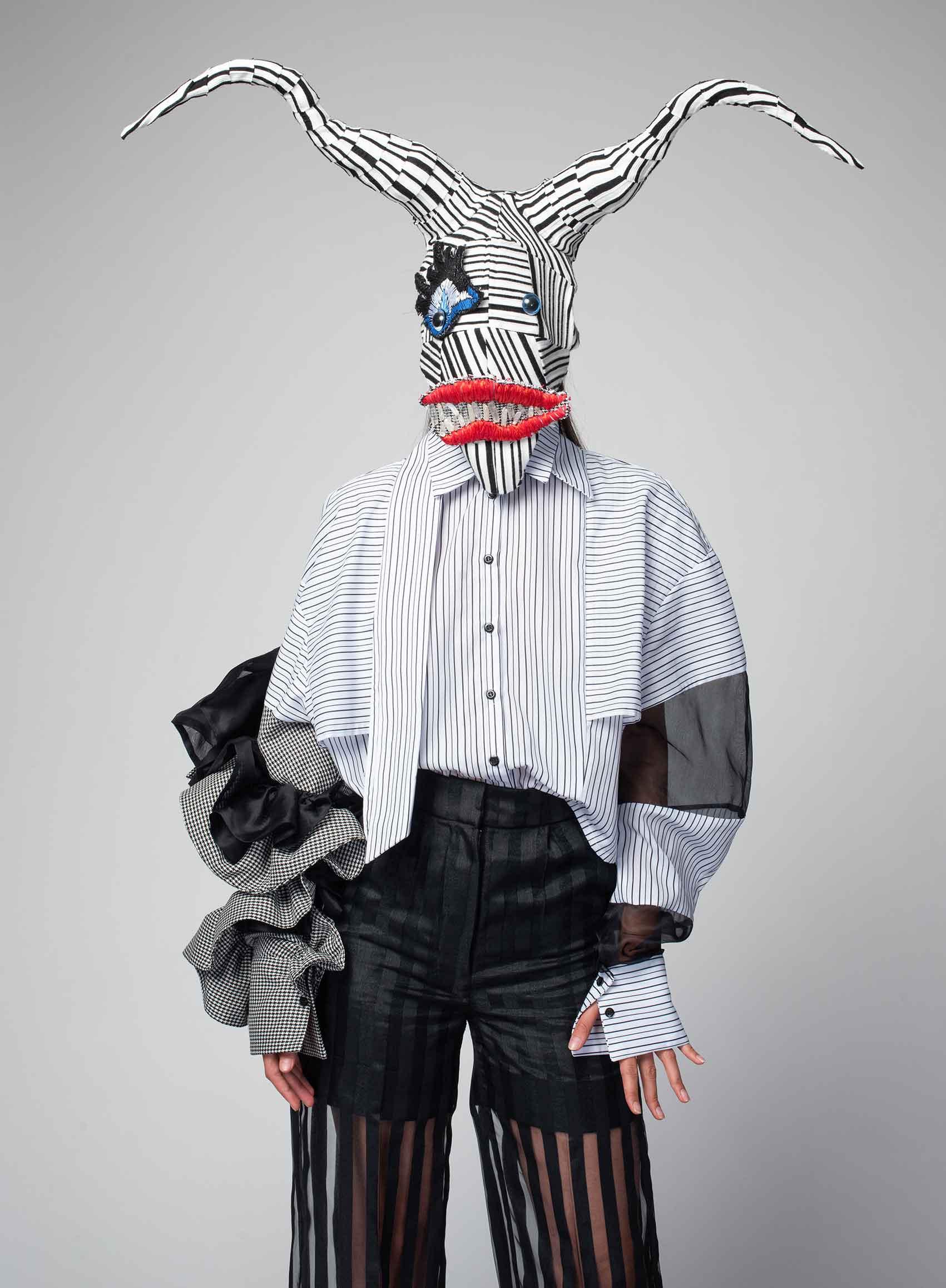 הפרעה נפשית - נטע אילוז, המרכז האקדמי ויצו חיפה, עיצוב אופנה