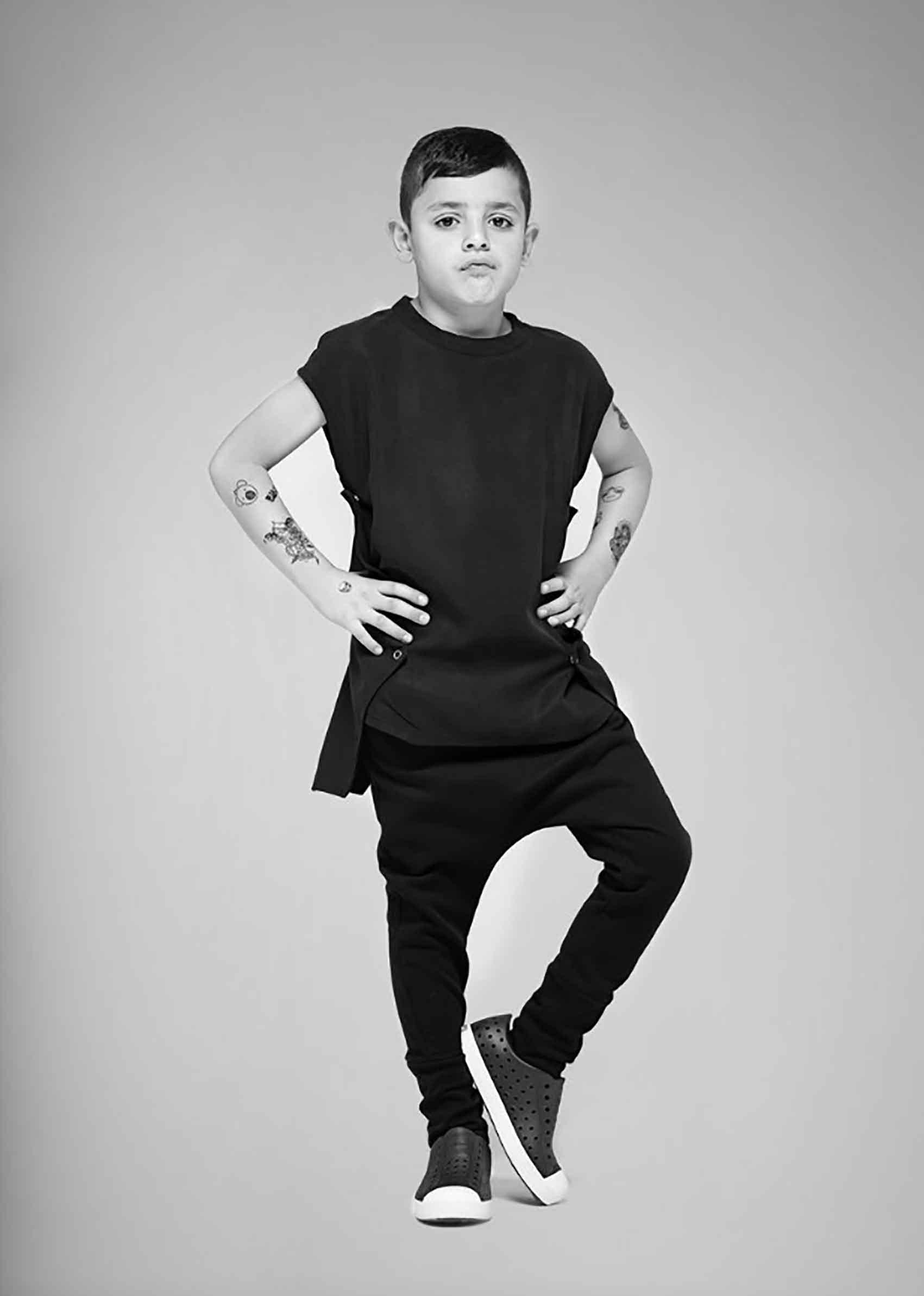 BLAC-L,-מעצבת-אופנה,-לילך-עוזי-אופנת-ילדים