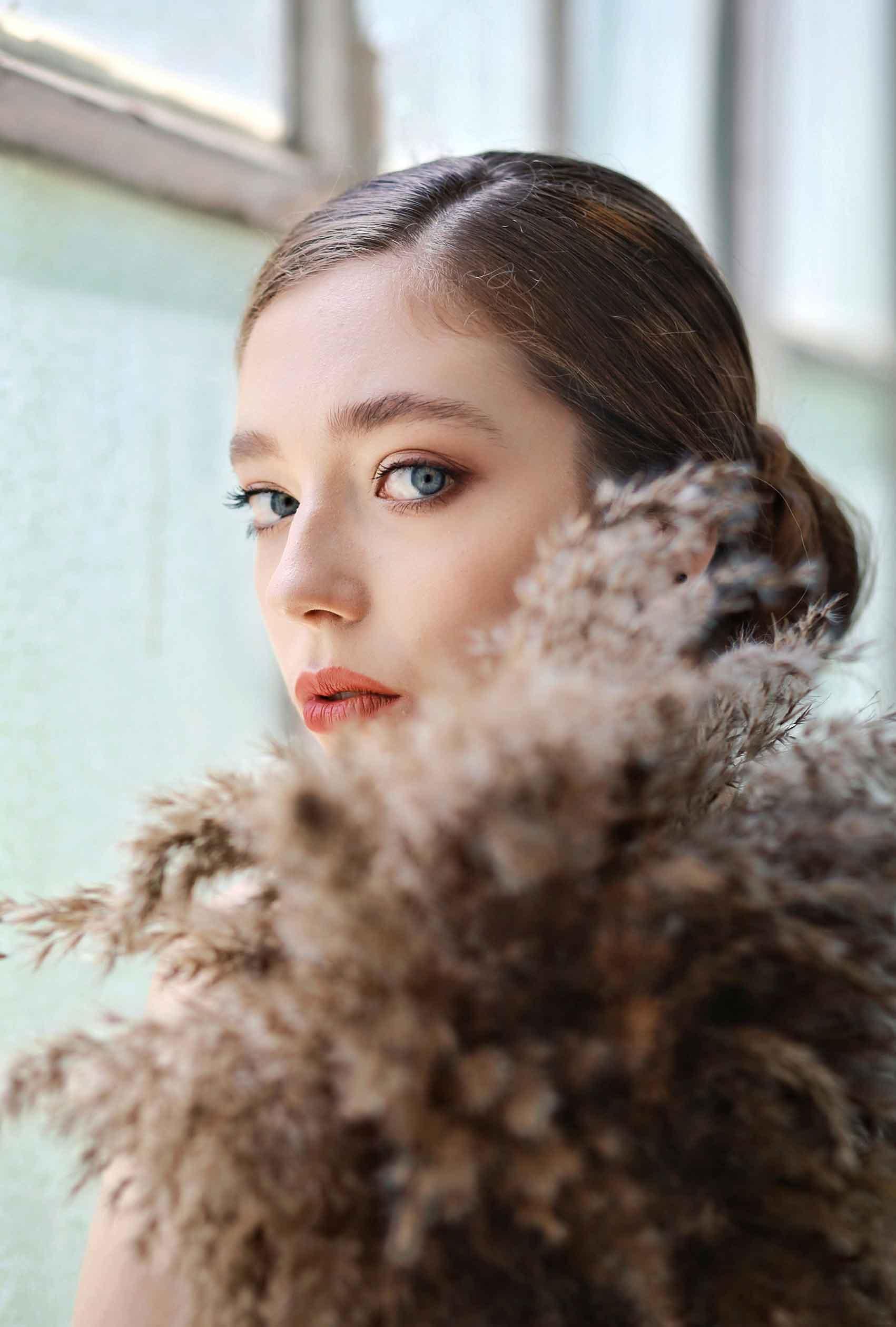 Beaut, Photography, Elinor Harari, Model, Alisa Korkhin, Hair, Makeup, Jane Mogilevsky - אופנה-מגזין אופנה