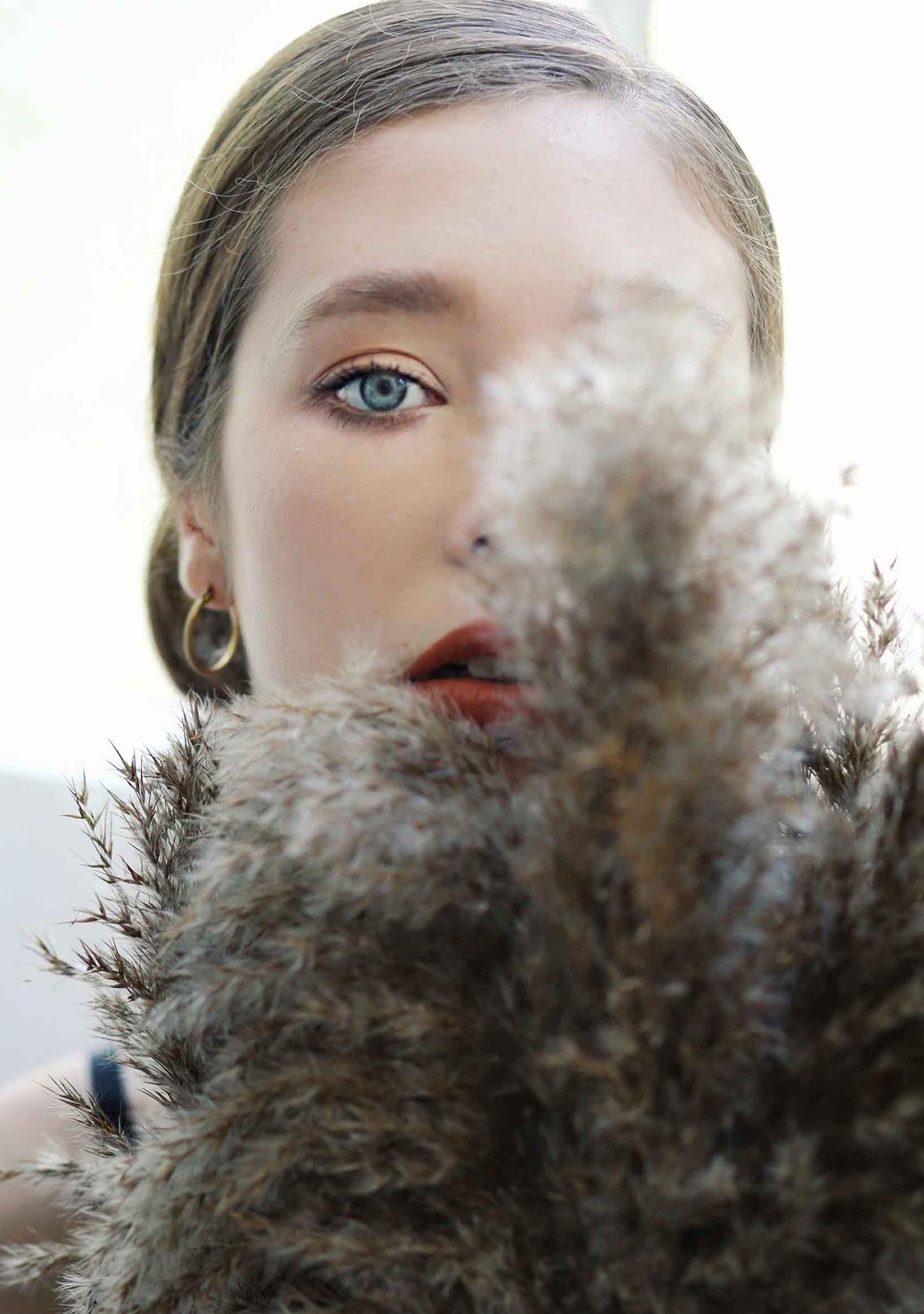 Beaut, Photography, Elinor Harari, Model, Alisa Korkhin, Hair, Makeup, Jane Mogilevsky - חדשות-אופנה