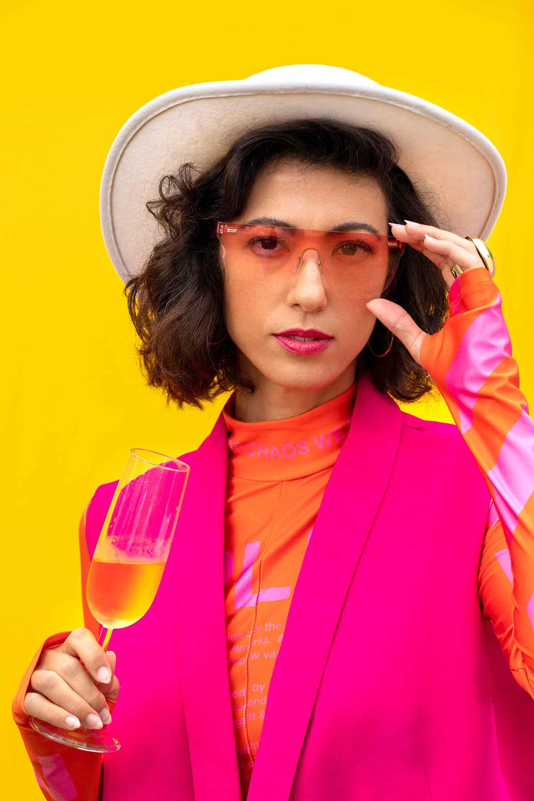 מגזין-אופנה-צילום: שלי פדן לורבר, סטיילינג: שחר בן שושן, איפור: לי בושארי, עיצוב שיער: חיה עקיבא-אופנה