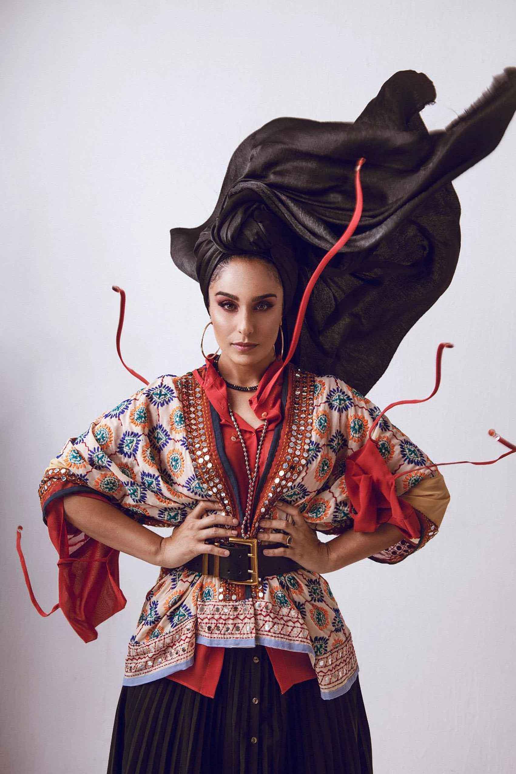 נרקיס לובשת קובי גולן_חדשות-האופנה