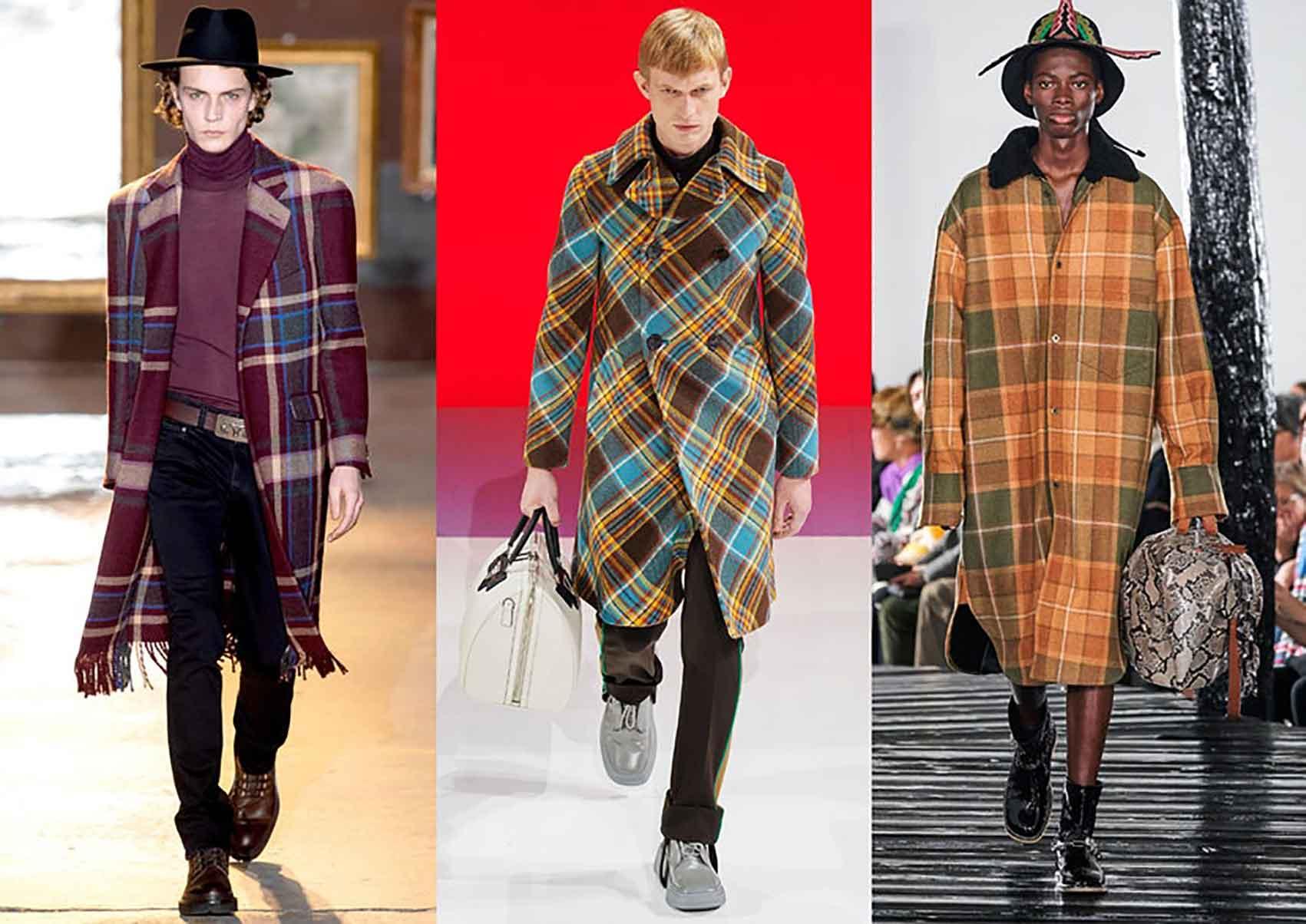 טרנדים-גברים-משבצות-אופנה
