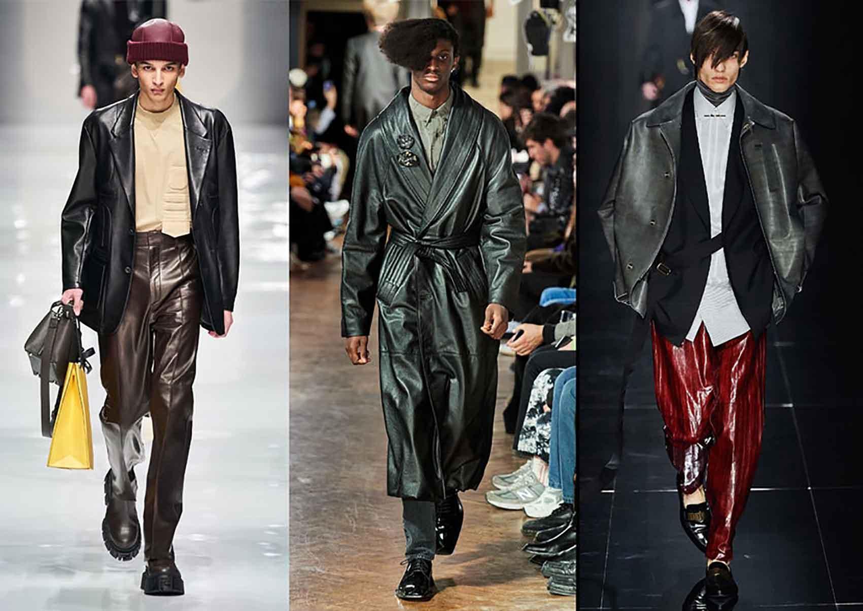 טרנדים-גברים-עור-אופנה
