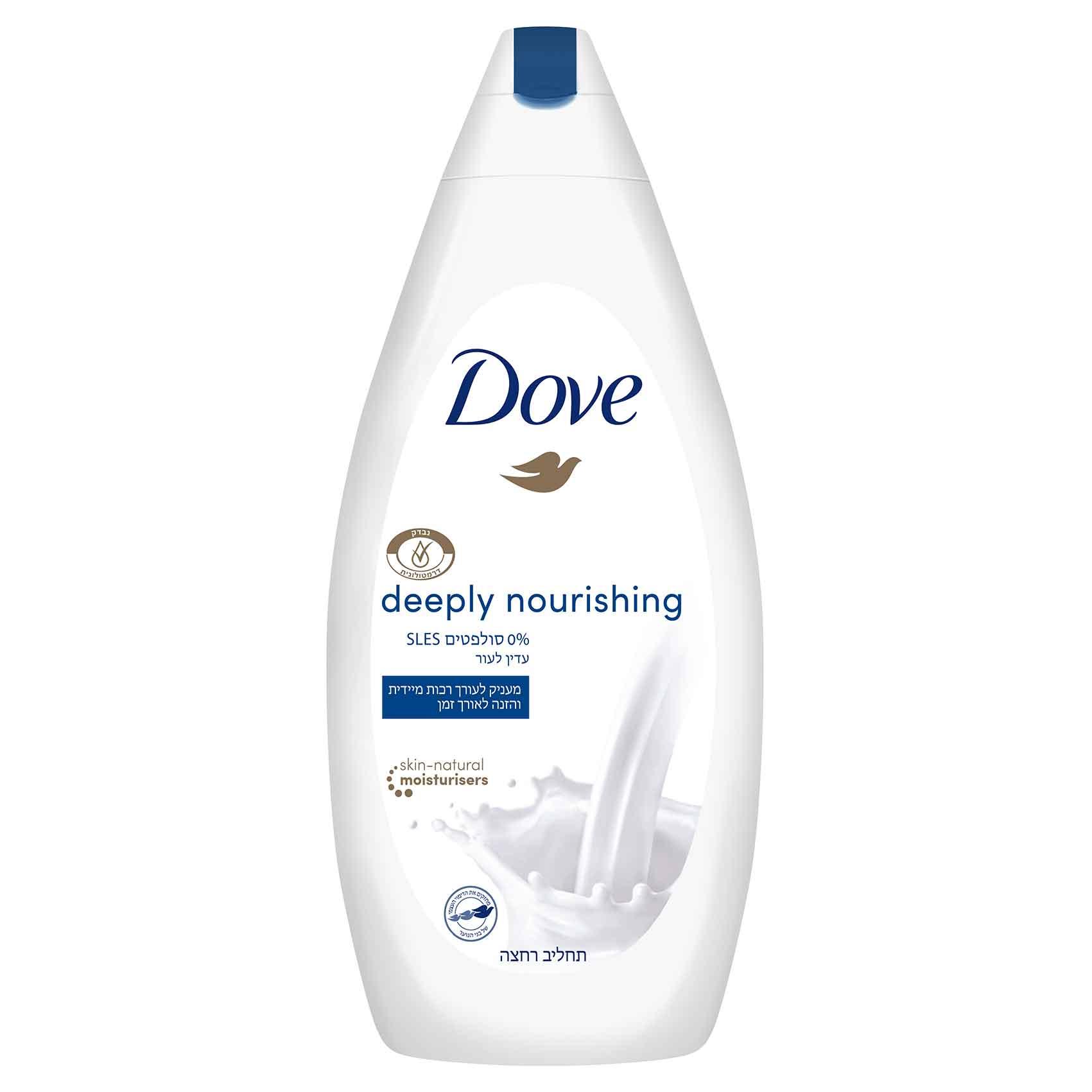 תחליב-רחצה-Dove-deeply-nourishing