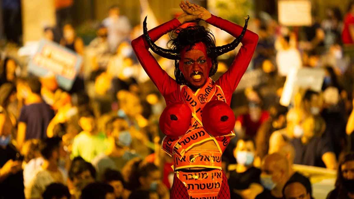 מחאת_בלפור_2020_צילום