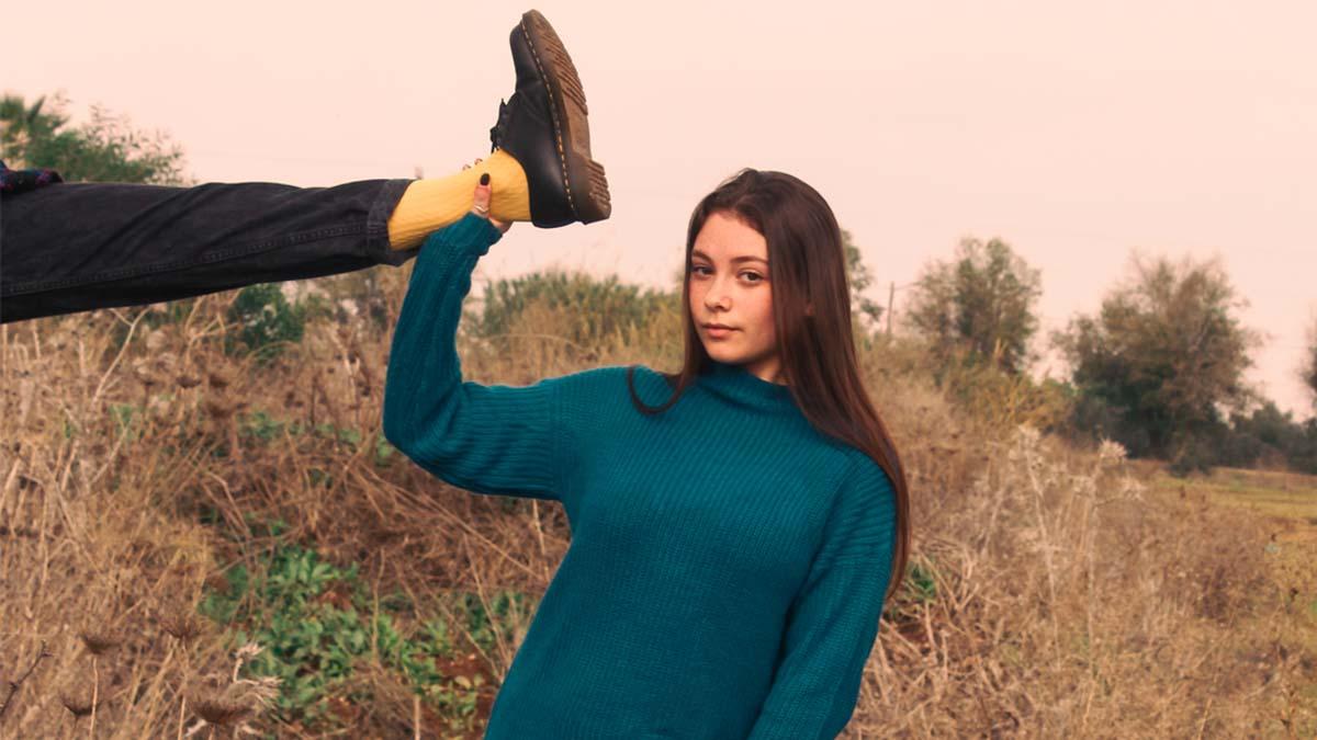 הפקות אופנה - בעקבות הזמן האבוד - צלמת: שולמית נדל, דוגמניות: נוגה נוסבאום, עדין זבדי_הפקת אופנה