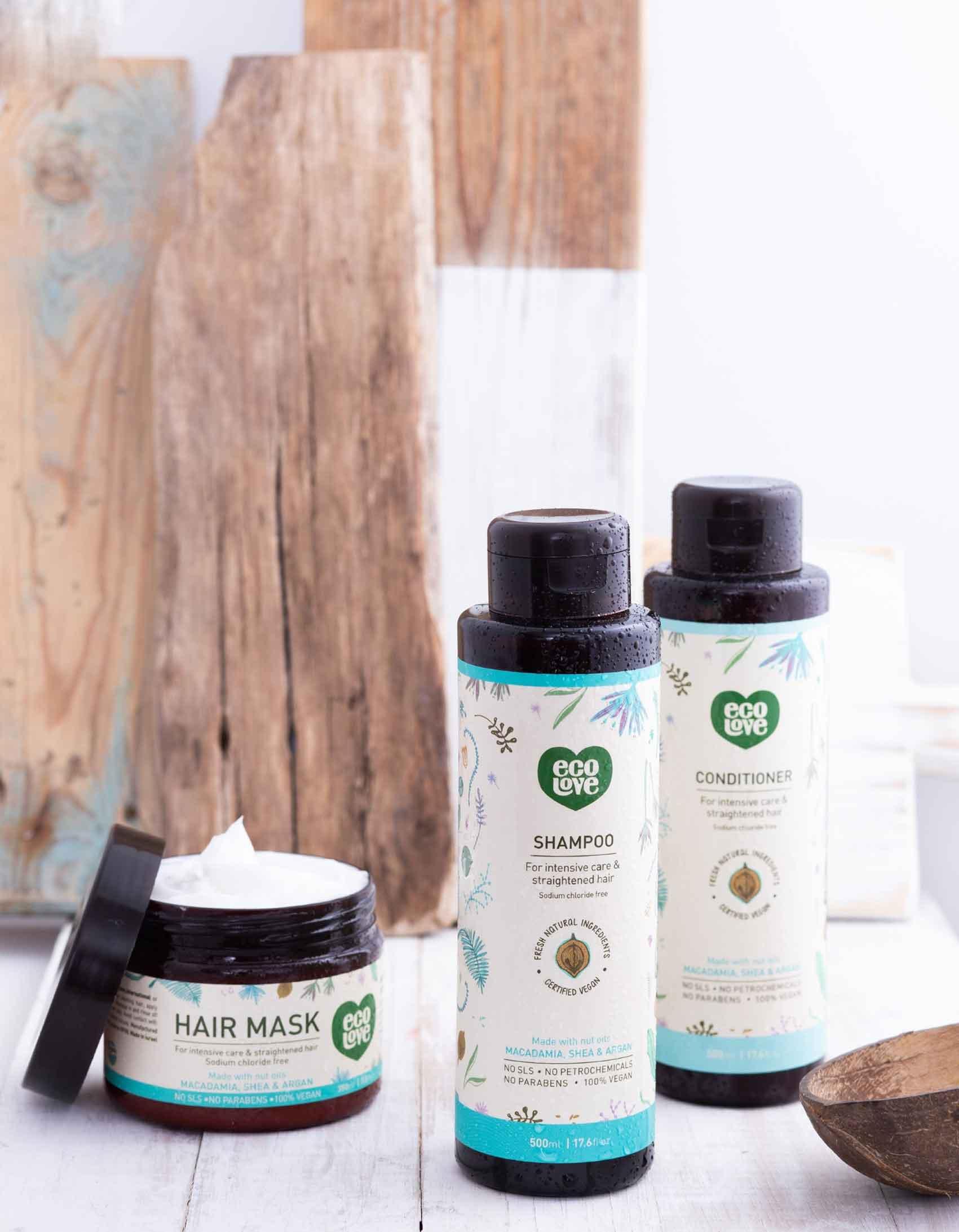 ecoLove-מוצרי-שיער-על בסיס-שמן-אגוזים-ביוטי