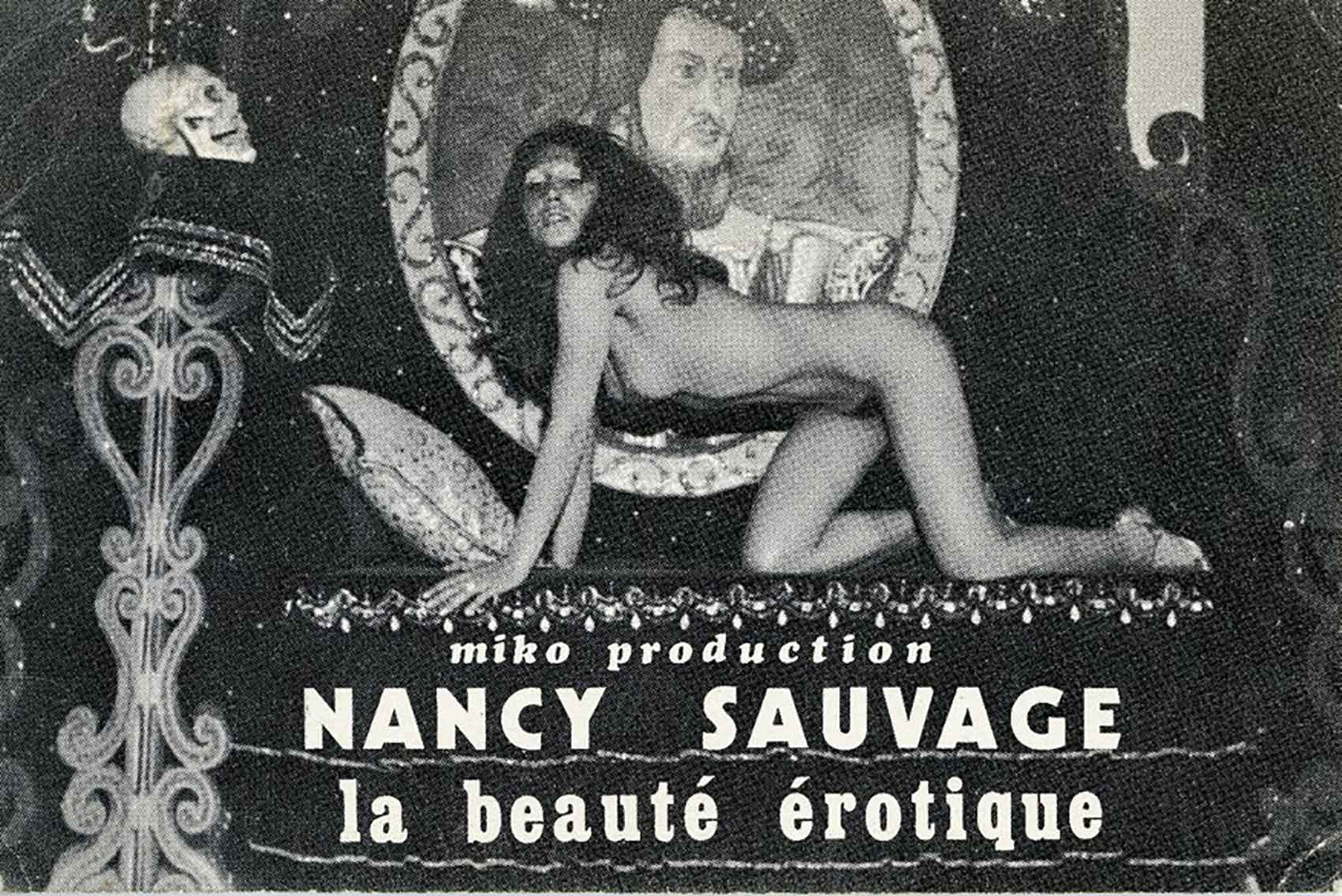ננסי-שניידר-במופע-סטרפטיז-שנות-השבעים-אוסף-ננסי-שניידר-צלם-לא-ידוע