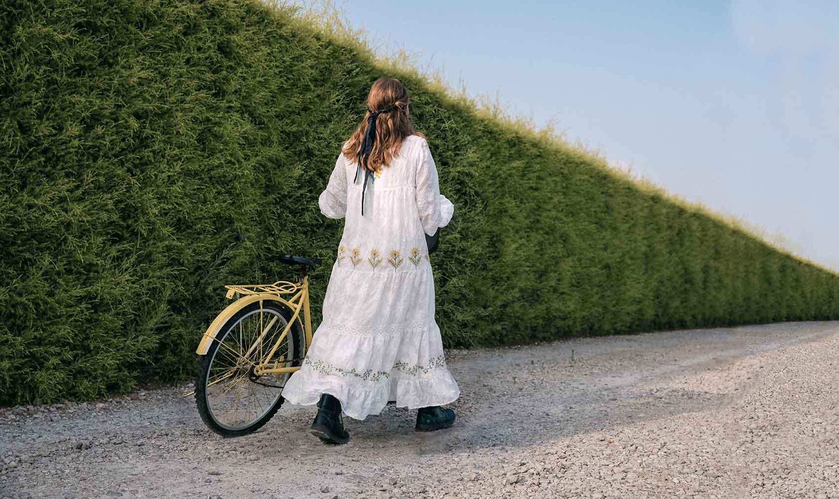 הפקת אופנה באווירה כפרית -אופנה