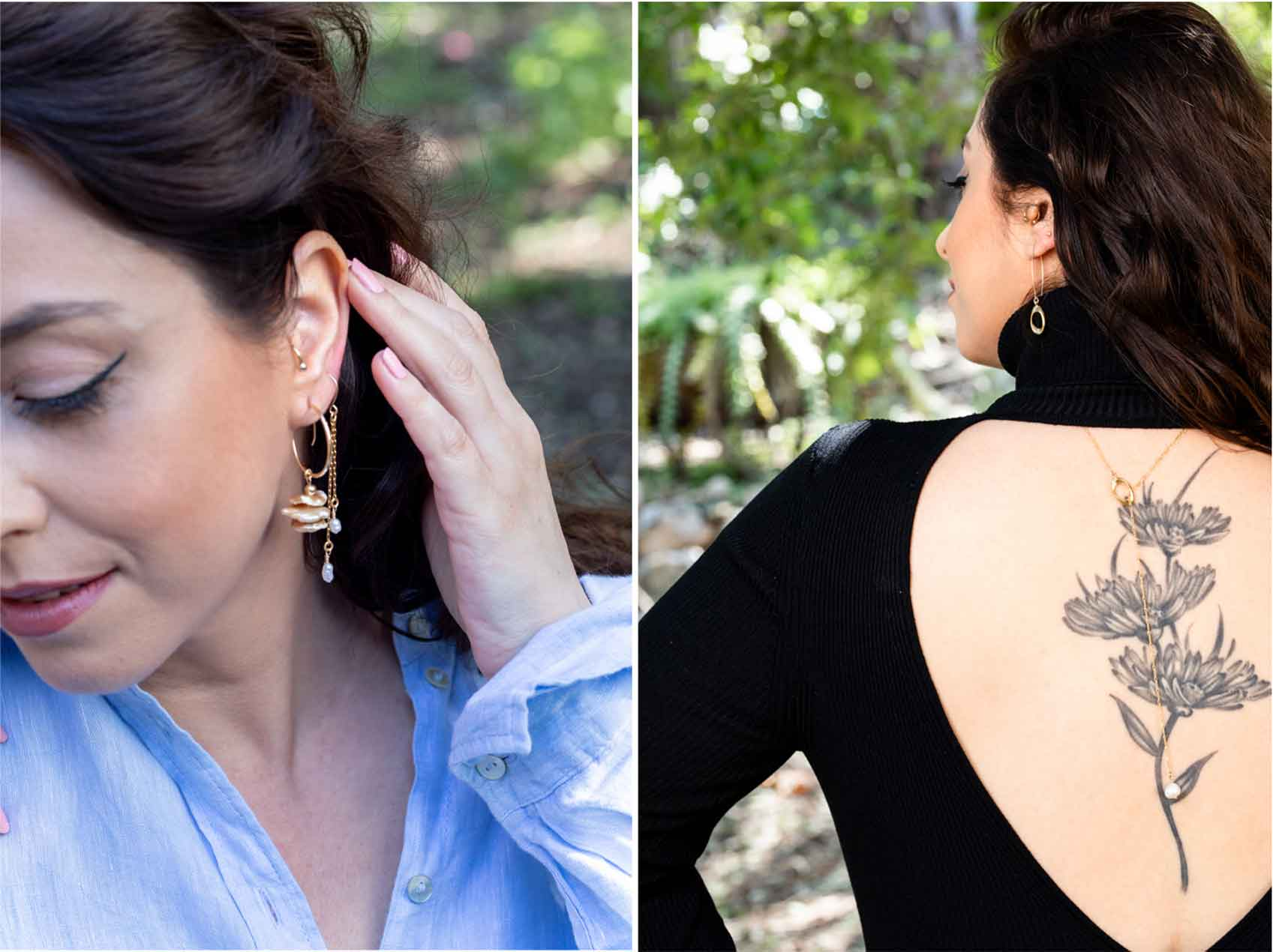 Anat Eyal Design. טלי ארבל, צילום: שלי פדן-לורבר-מגזין-אופנה-לנשים