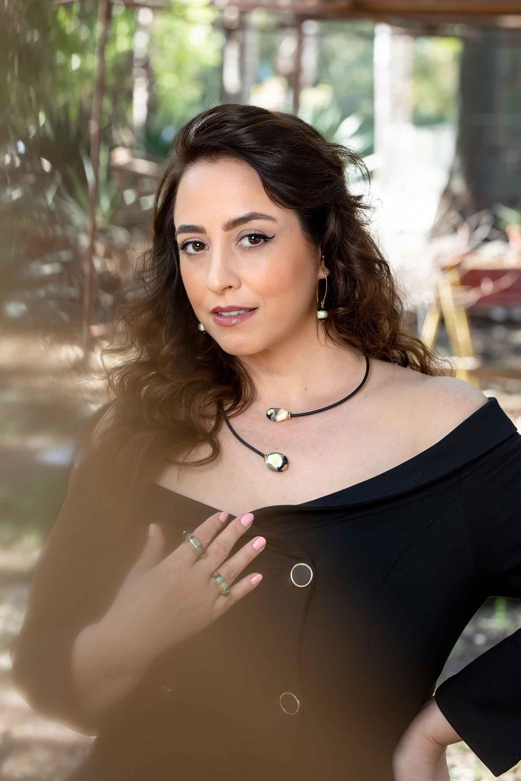 אופנה- Anat Eyal Design. טלי ארבל, צילום: שלי פדן-לורבר