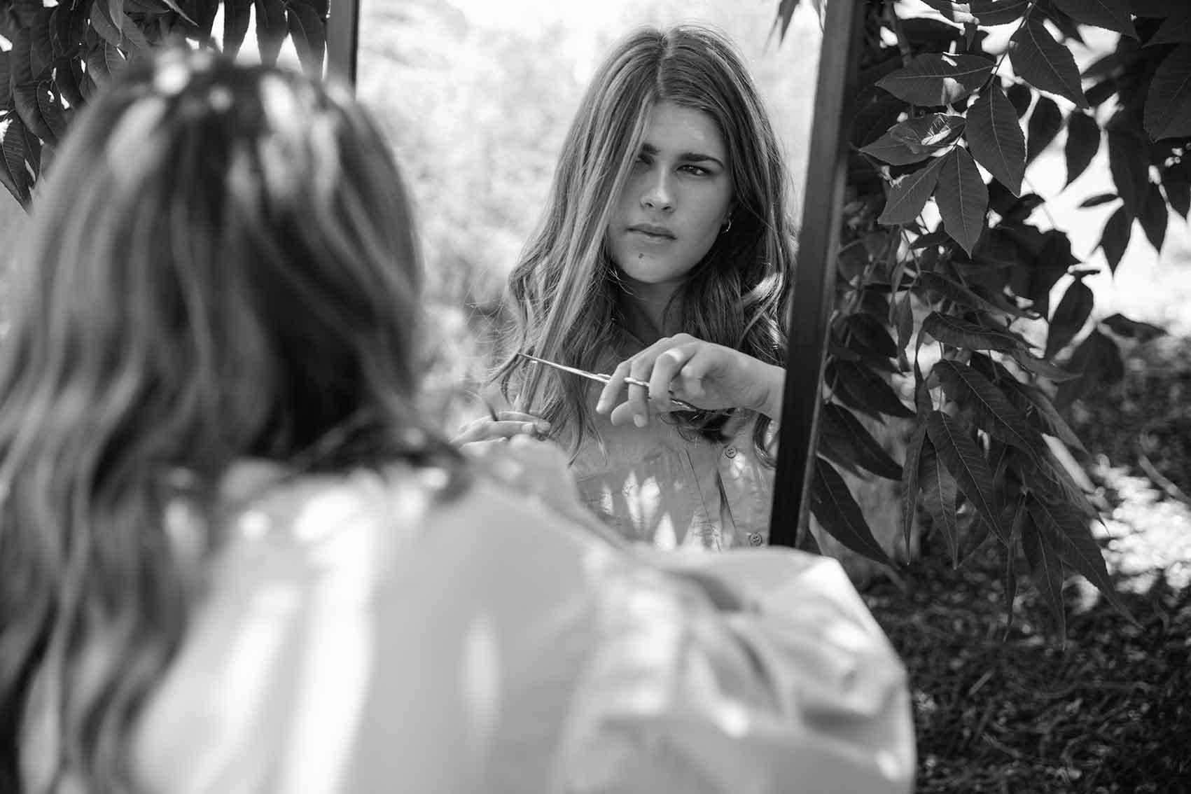 מגזין אופנה ישראליהפקת אופנה באווירה כפרית -