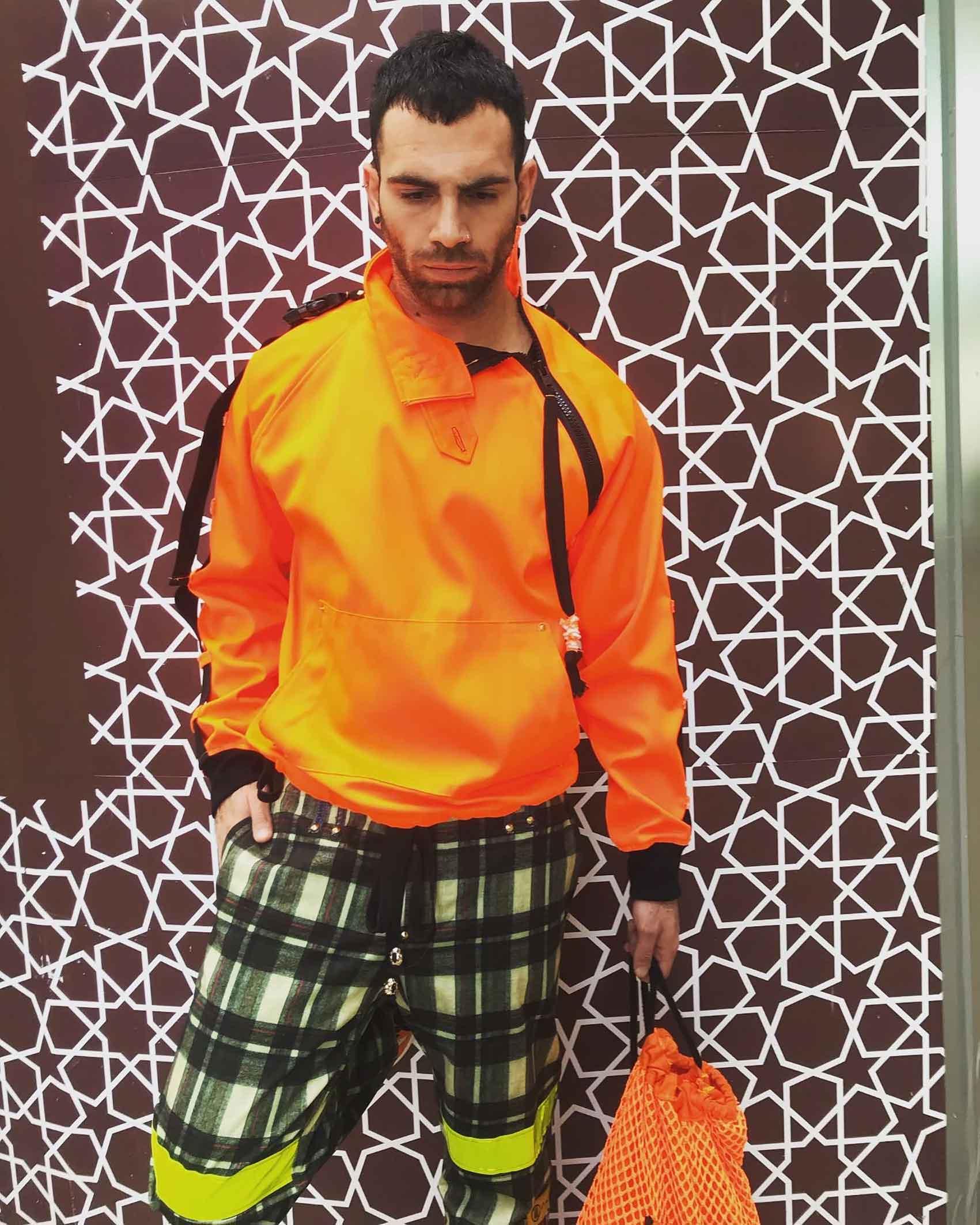 מאוריסיו פולצ׳ק, קולקציית ג׳וקר-אופנה-כתבות-מעצבי-אופנה