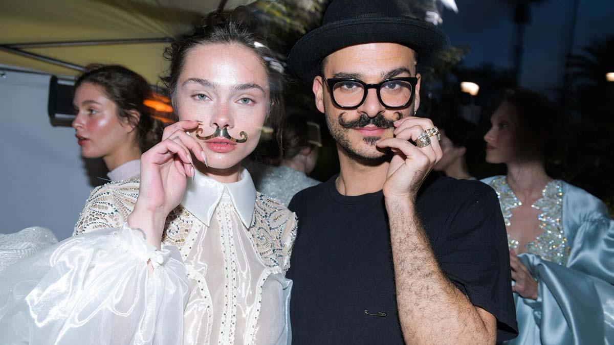 בתמונה: תצוגת שבוע האופנה - דרור קונטנטו צילום ערן לוי