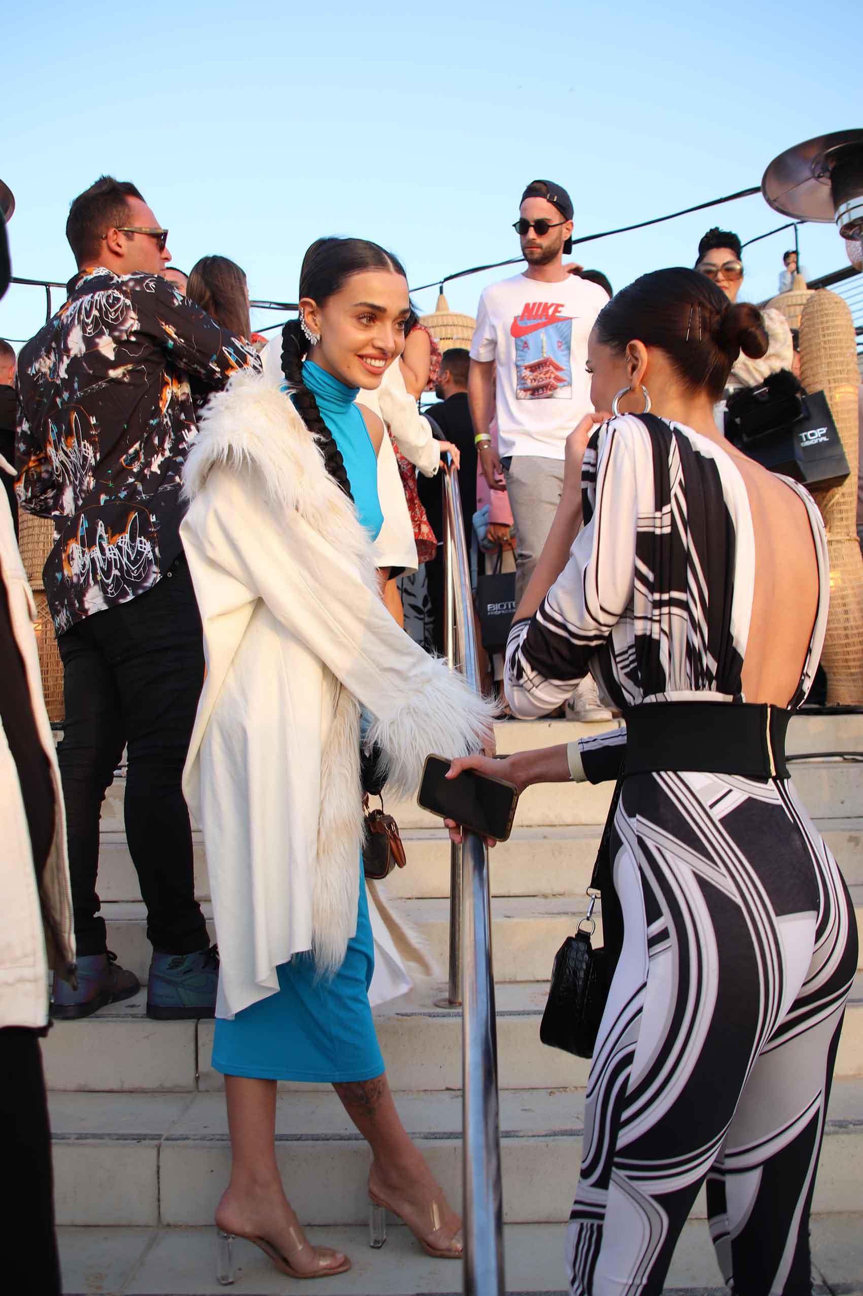 אוריה עזרן-תצוגת אופנה
