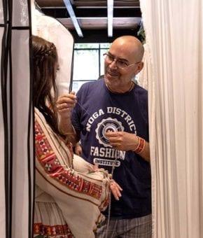 אופנה-ויוי בלאיש וטלי ארבל, צילום: שלי פדן-לורבר-אופנה
