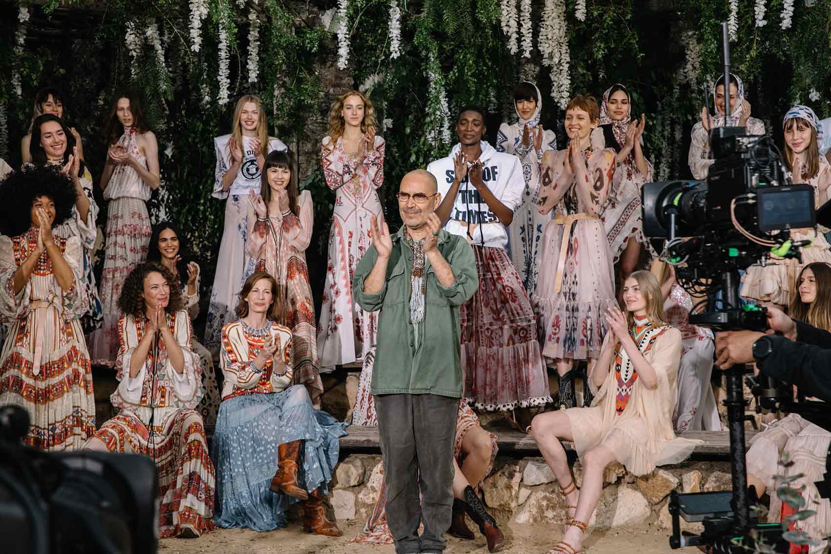 """אופנהויוי בלאיש, קולקציית Sign Of The Times בשבוע האופנה קורנית ת""""א. צילום: אורית פניני-כתבות-אופנה"""
