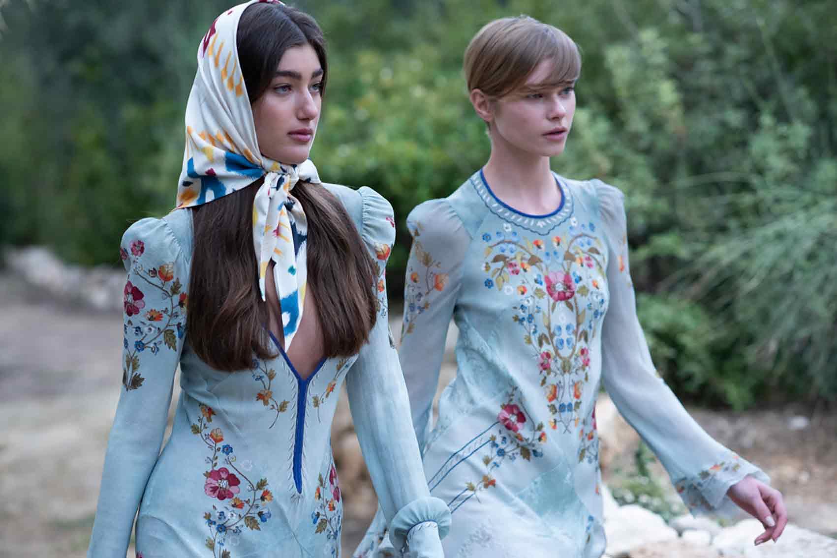 אופנה-ויוי בלאיש, קולקציית Sign Of The Times. צילום: עידו לביא
