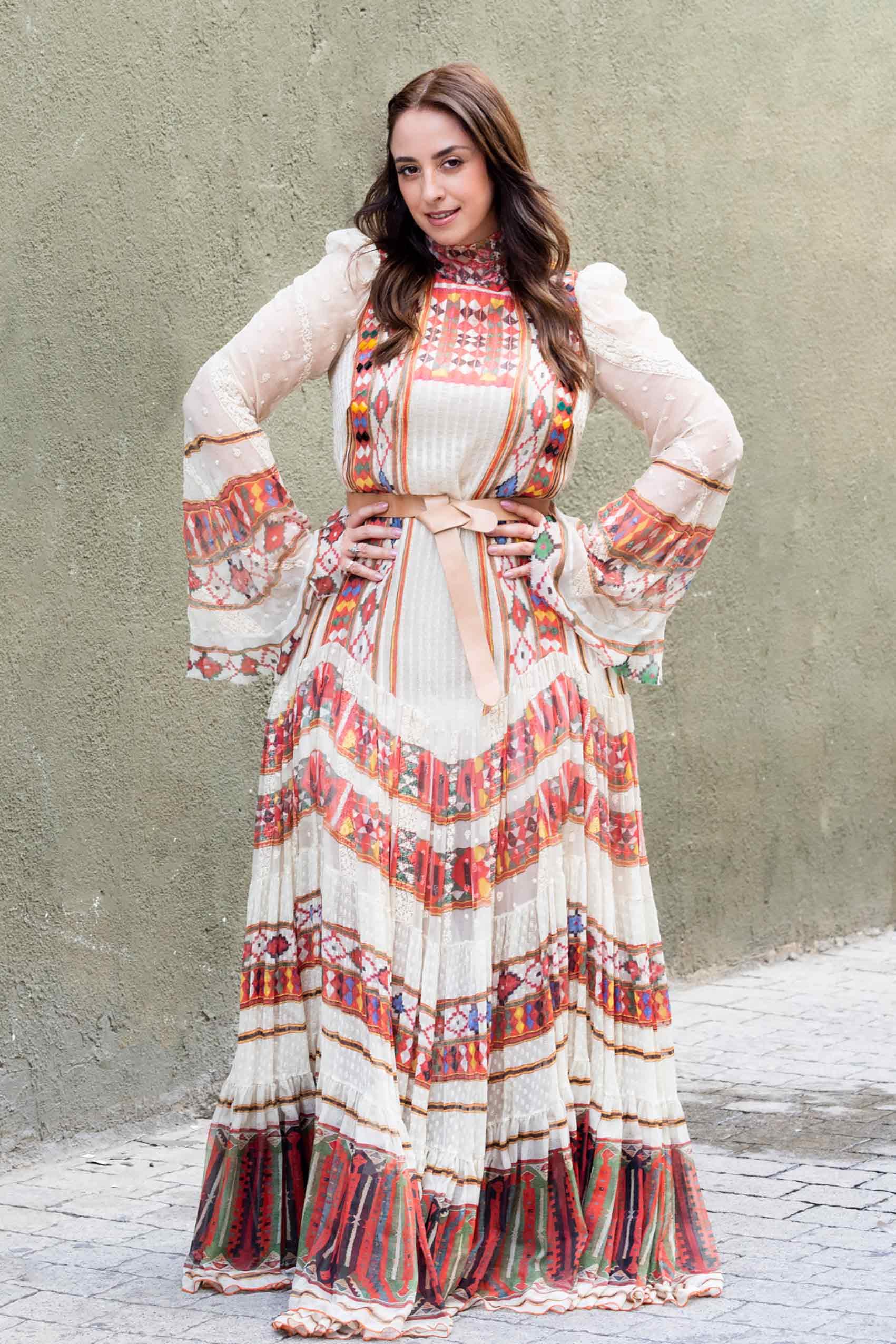 מגזין-אופנה-טלי ארבל לובשת ויוי בלאיש, צילום: שלי פדן-לורבר-כתבות-אופנה