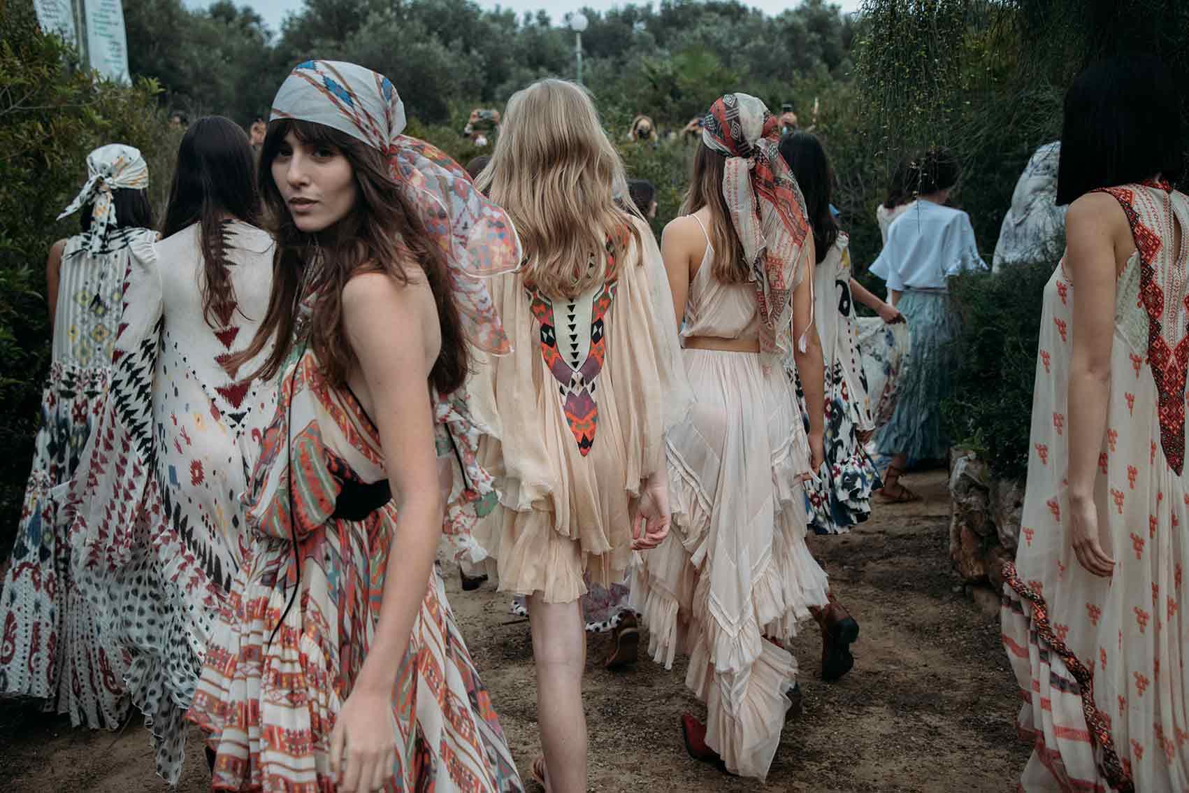 אופנה-ויוי בלאיש, קולקציית Sign Of The Times. צילום: דנה לביא