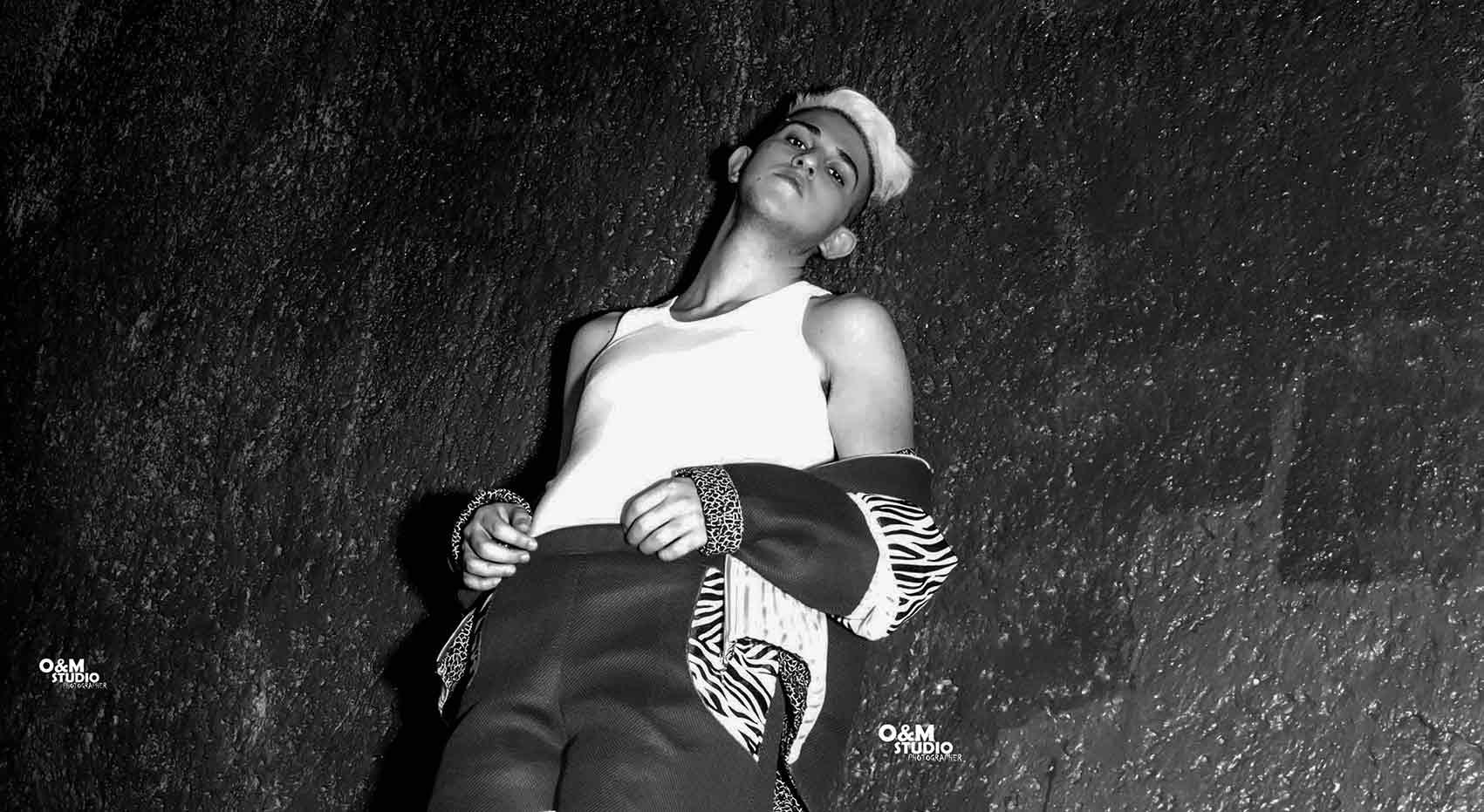 צלמים: זיו אבוהי, מור שרעבי, מעצבת אופנה: עדן שלום, דוגמן: אלעד כהן, מנהלת אישית, מאפרת מעצבת שיער: דגנית כהן - מגזין אופנה ישראלי -כתבות-אופנה
