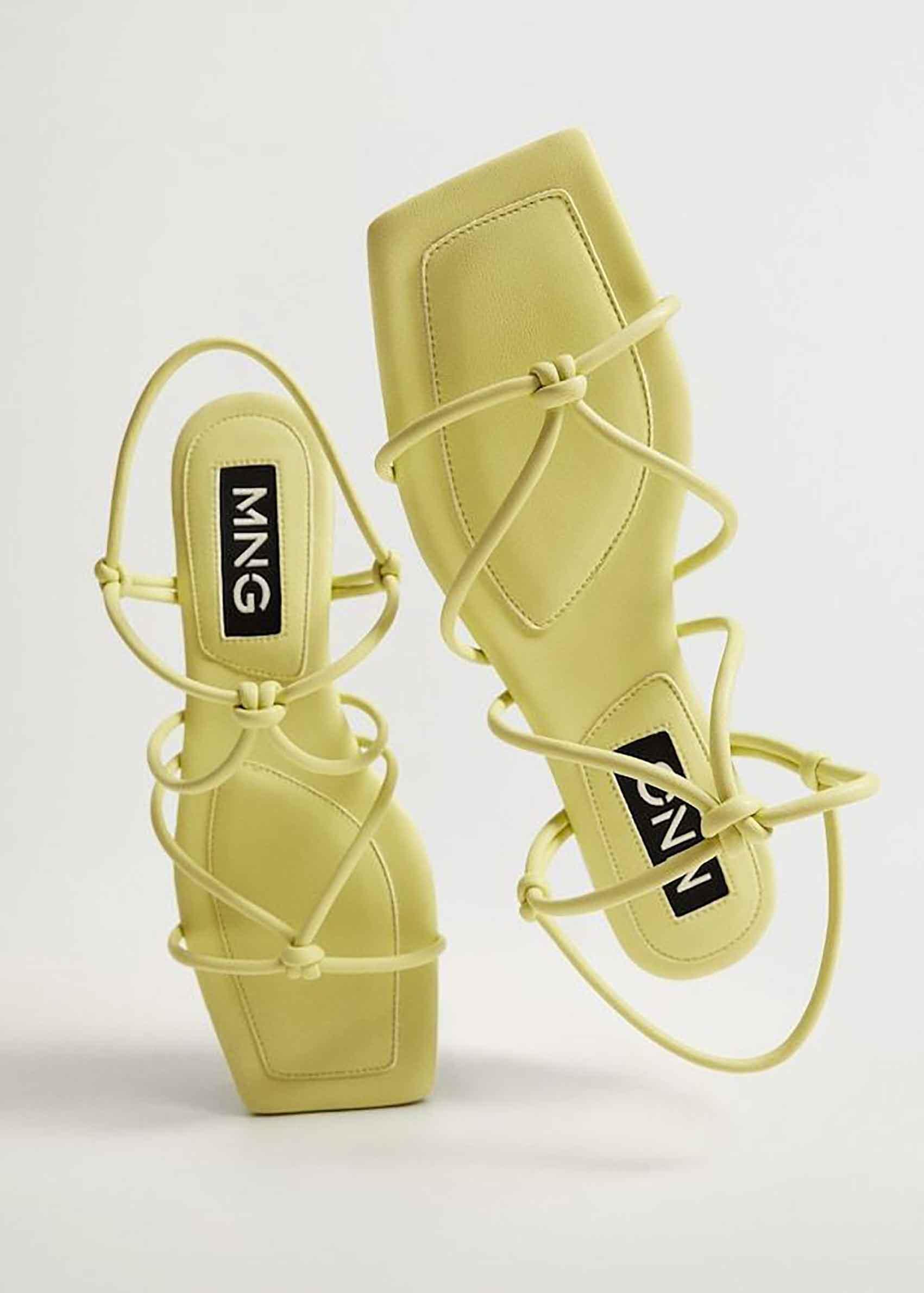Mango. אזעקת טרנד: מגמות הנעליים המובילות קיץ 2021