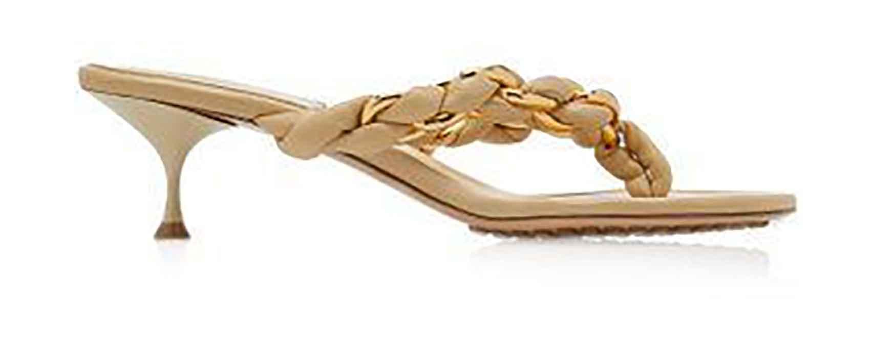 Bottega Veneta. אזעקת טרנד: מגמות הנעליים המובילות קיץ 2021